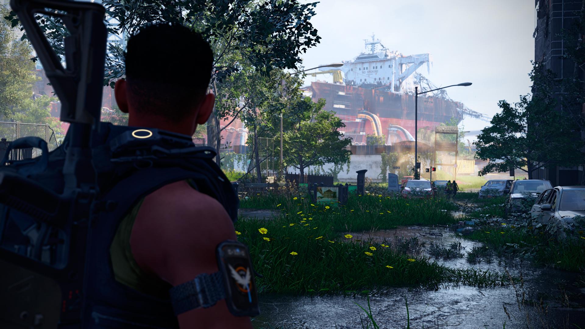 Скриншот №4 к The Division 2 -Воители Нью-Йорка – издание Ultimate Edition