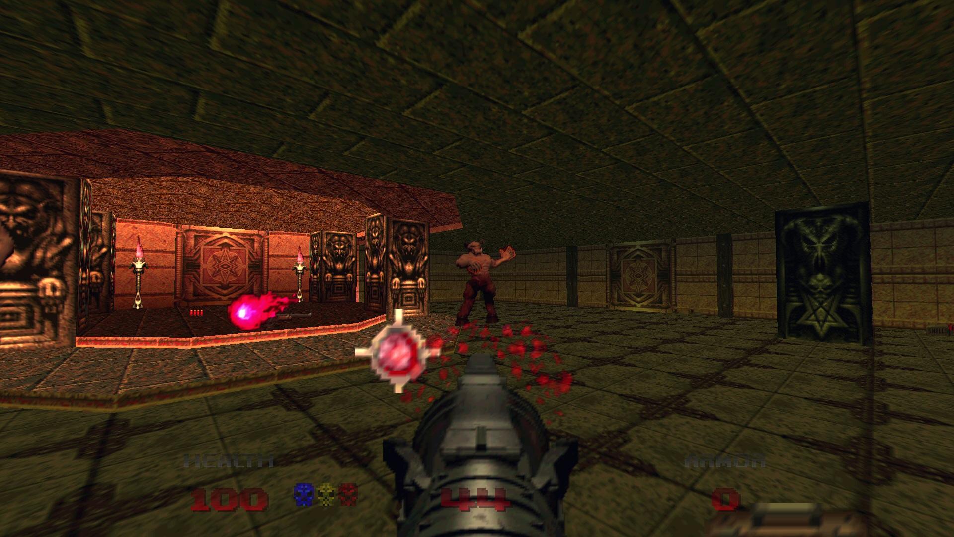 Скриншот №7 к DOOM 64