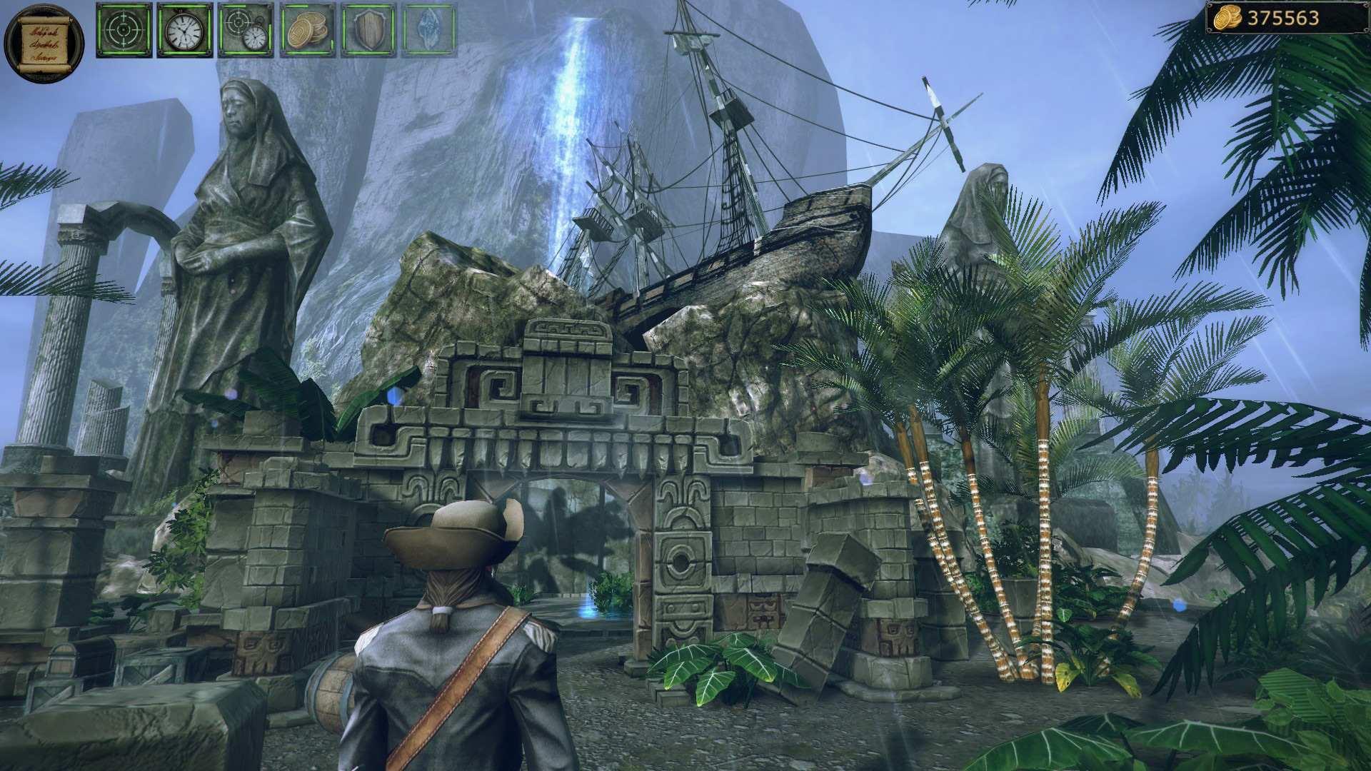 Скриншот №3 к Under The Jolly Roger