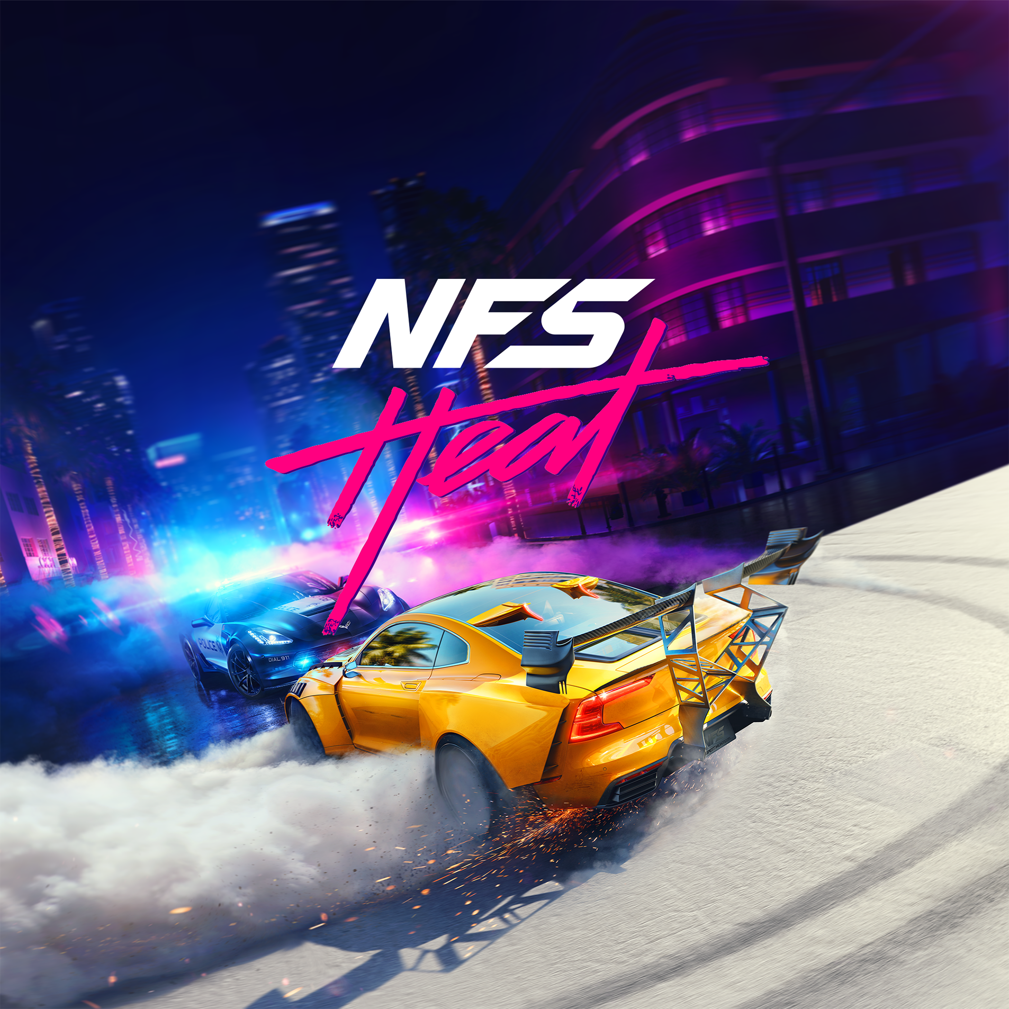 Need For Speed Heat On Ps4 Official Playstation Store Us