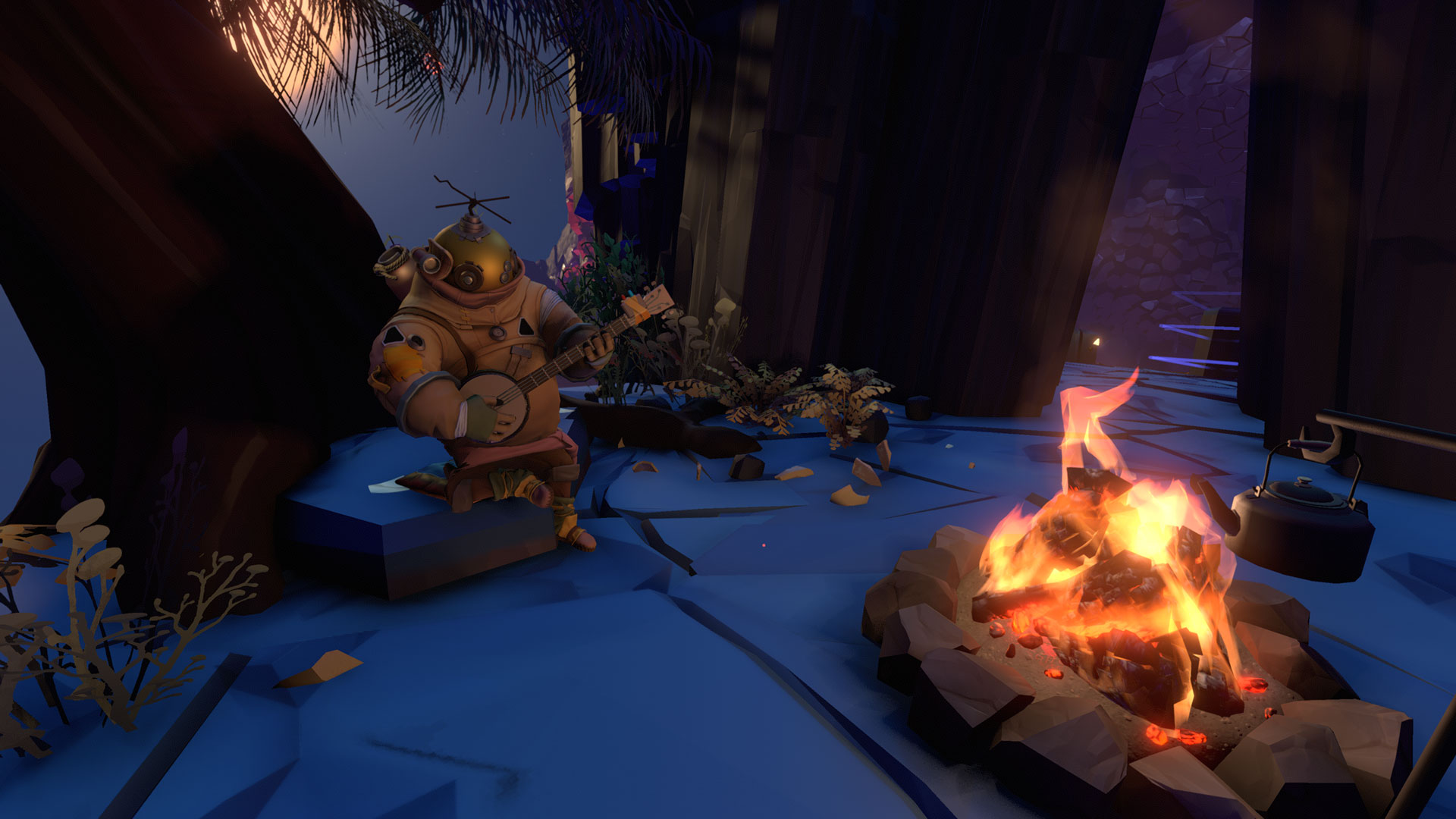 Скриншот №1 к Outer Wilds