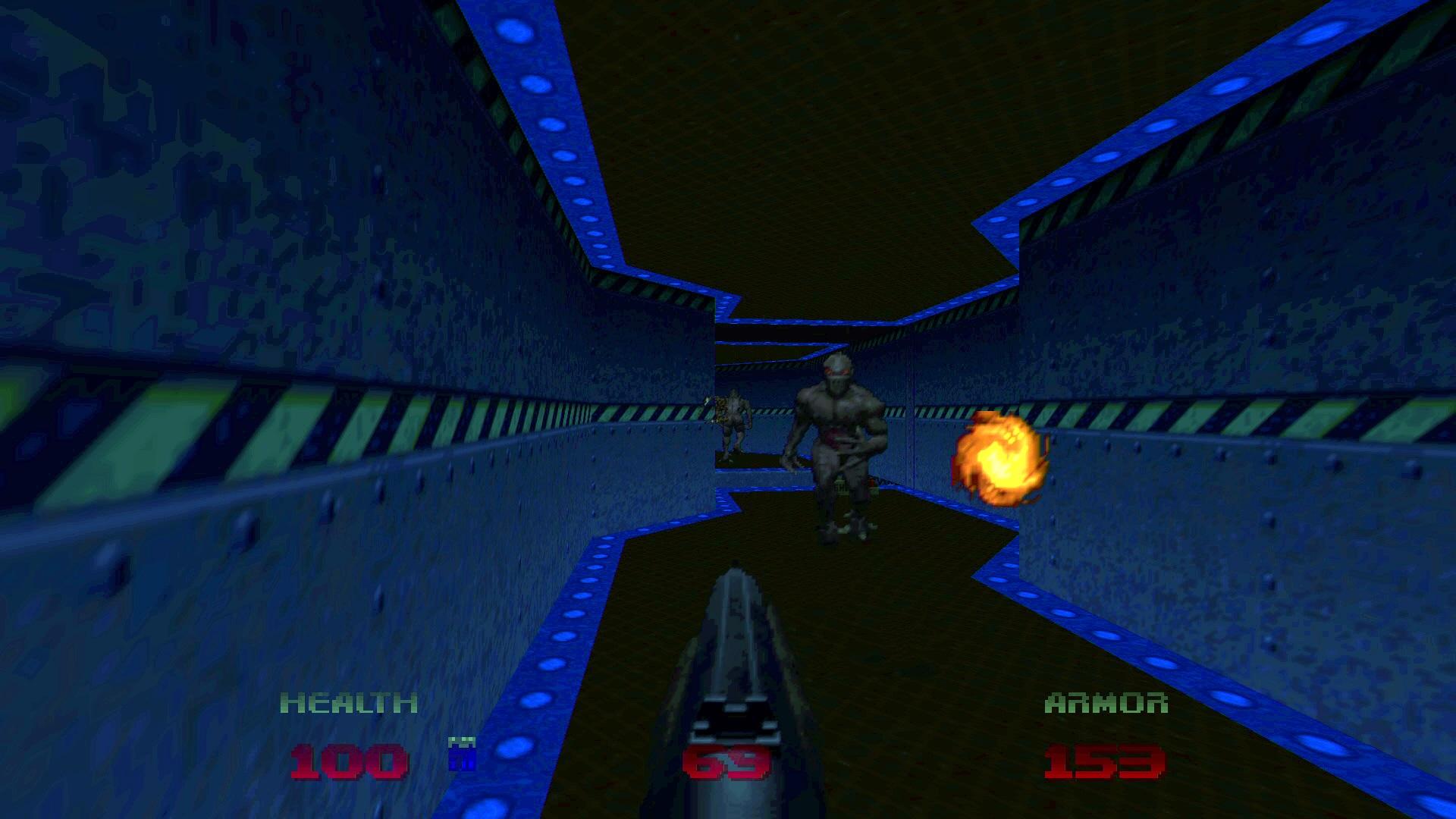 Скриншот №2 к DOOM 64