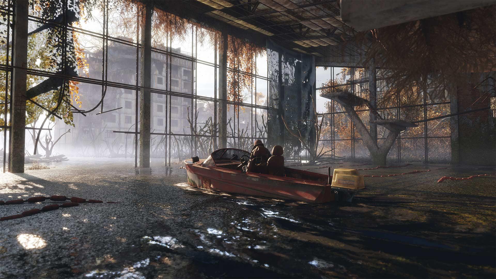 Скриншот №2 к Metro Exodus - Sams Story