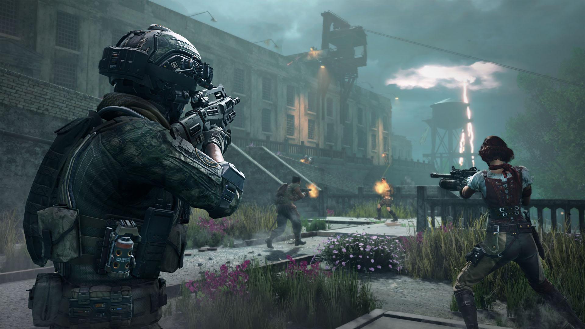 Скриншот №5 к Call of Duty Black Ops 4
