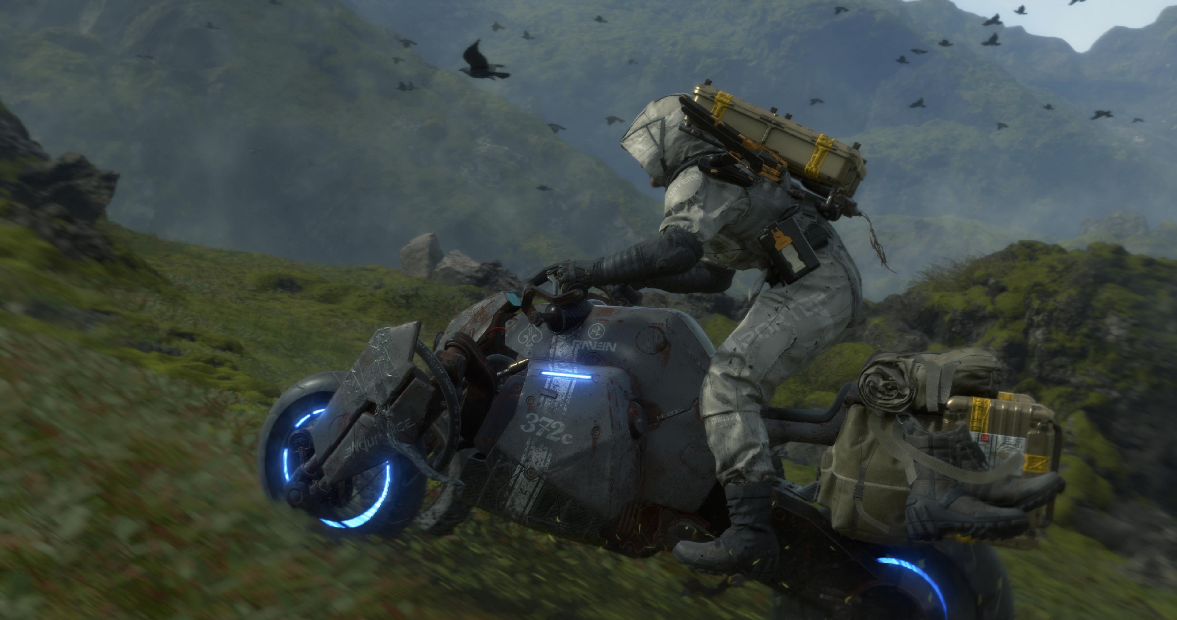 Скриншот №8 к DEATH STRANDING цифрового расширенного издания