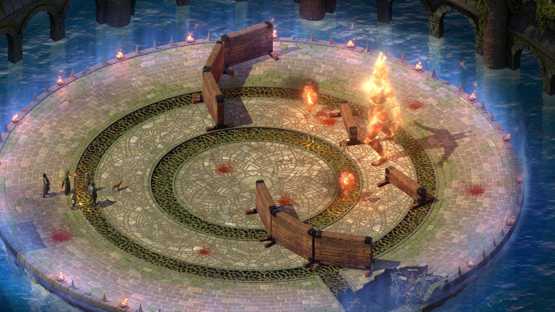 Скриншот №4 к Pillars of Eternity II Deadfire - Ultimate Edition