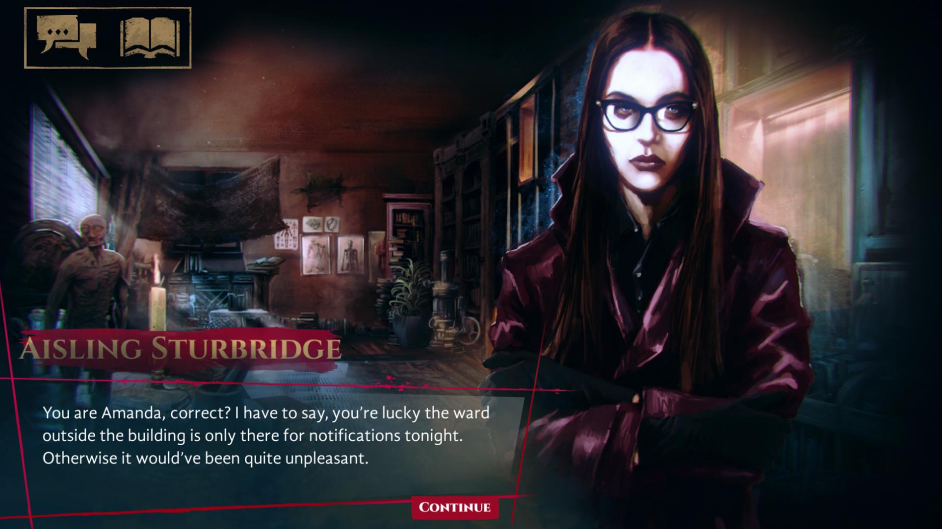 Скриншот №6 к Vampire The Masquerade - Coteries of New York
