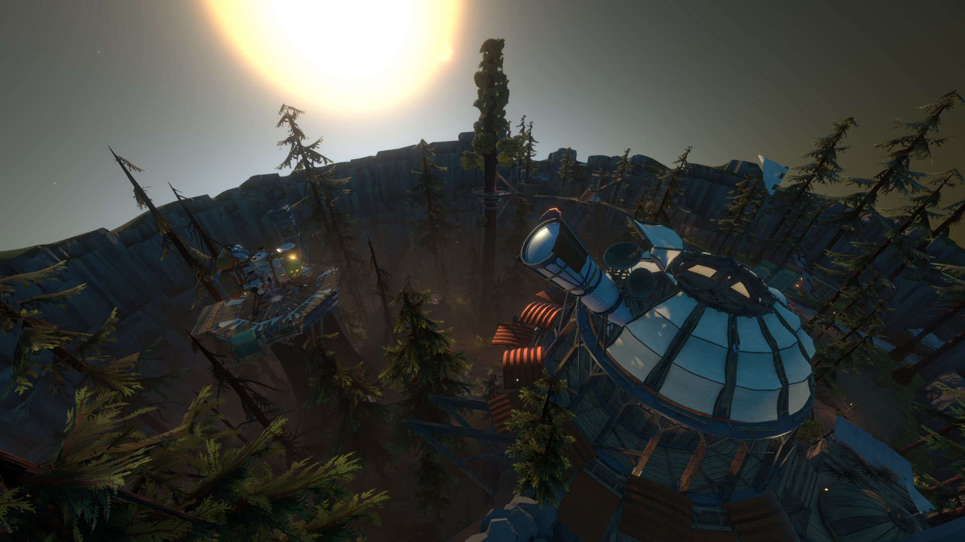 Скриншот №5 к Outer Wilds Archaeologist Edition