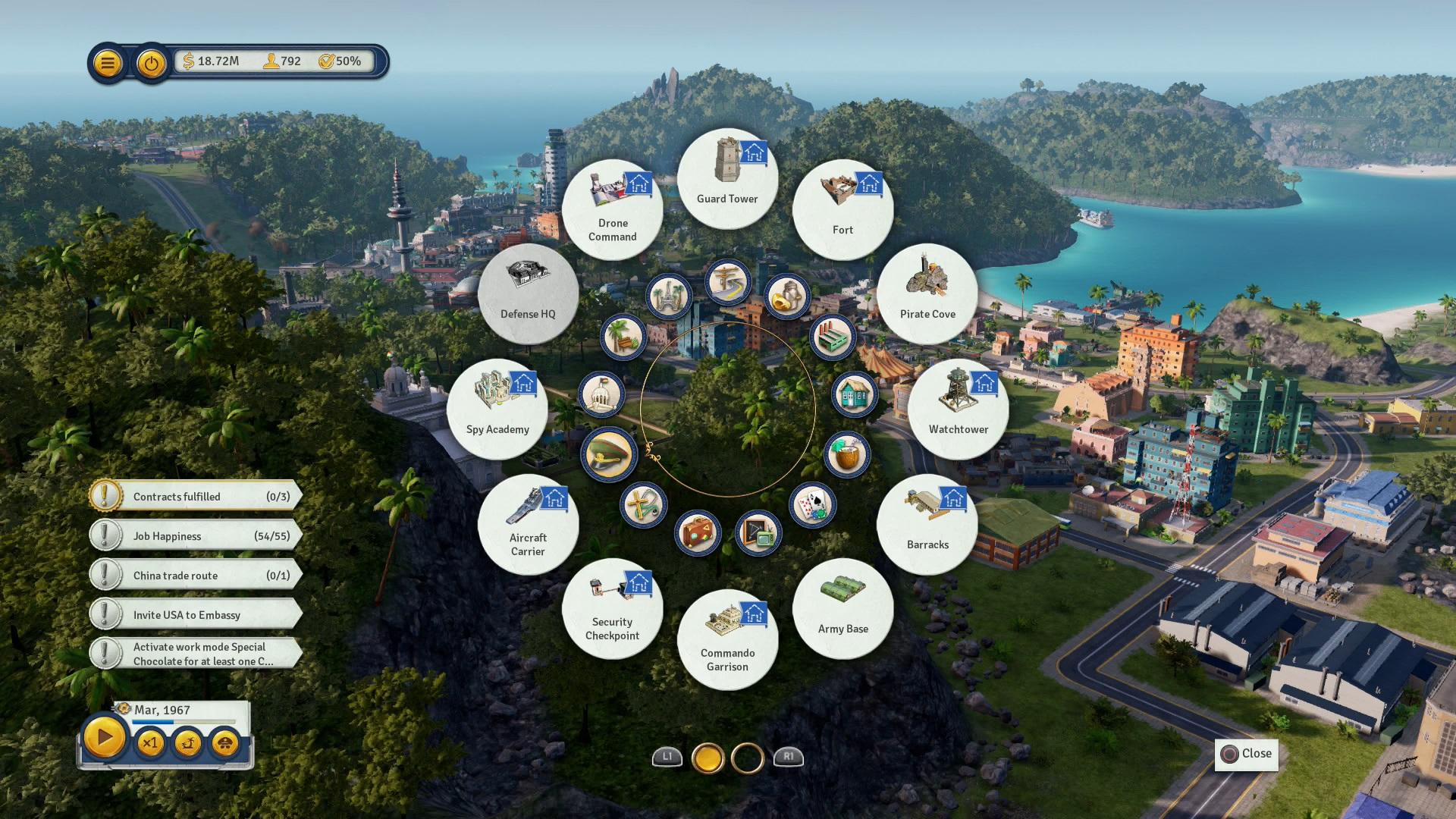 Скриншот №5 к Tropico 6 El Prez Edition