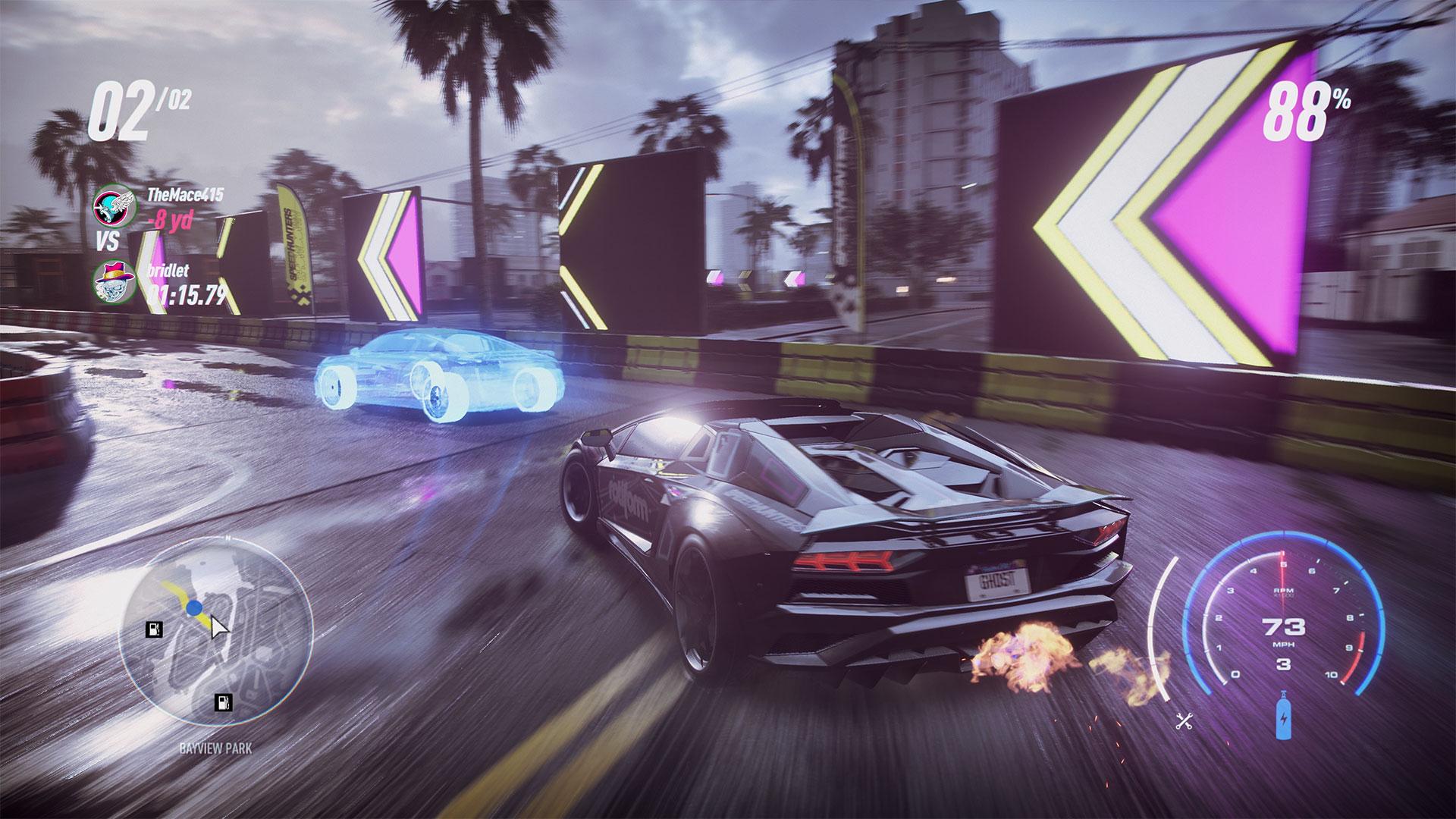 Скриншот №7 к Need for Speed Heat