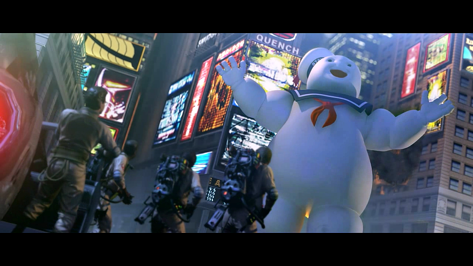 Скриншот №2 к Ghostbusters The Video Game Remastered
