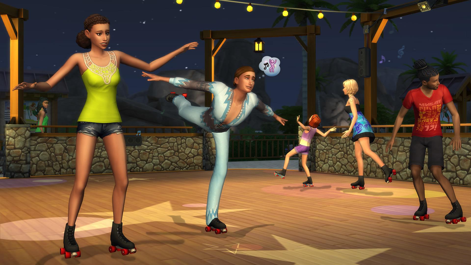 Скриншот №6 к The Sims 4 Времена года