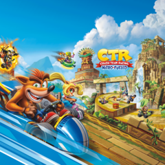 Crash™ Team Racing Nitro–Fueled