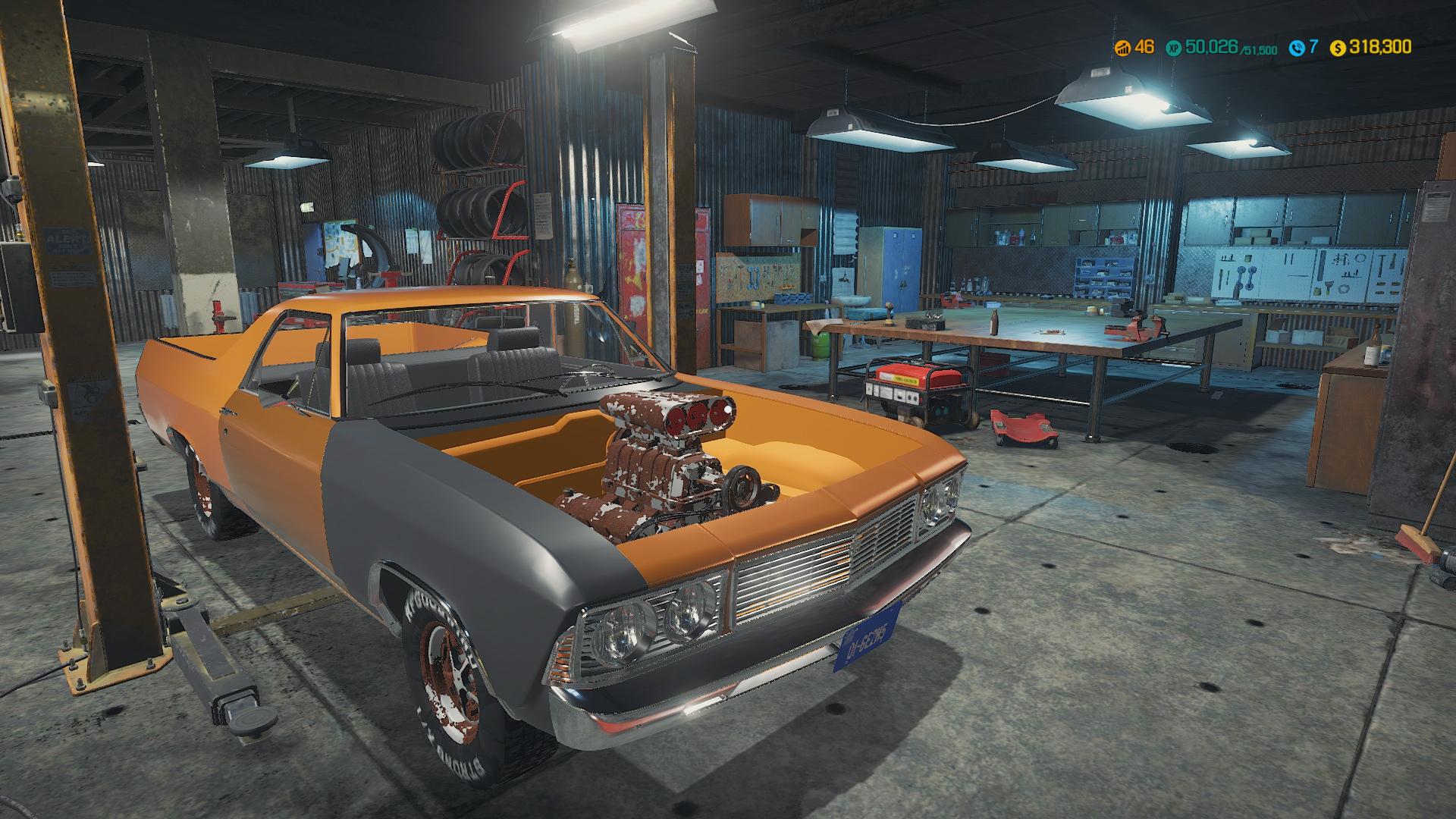 Скриншот №6 к Car Mechanic Simulator