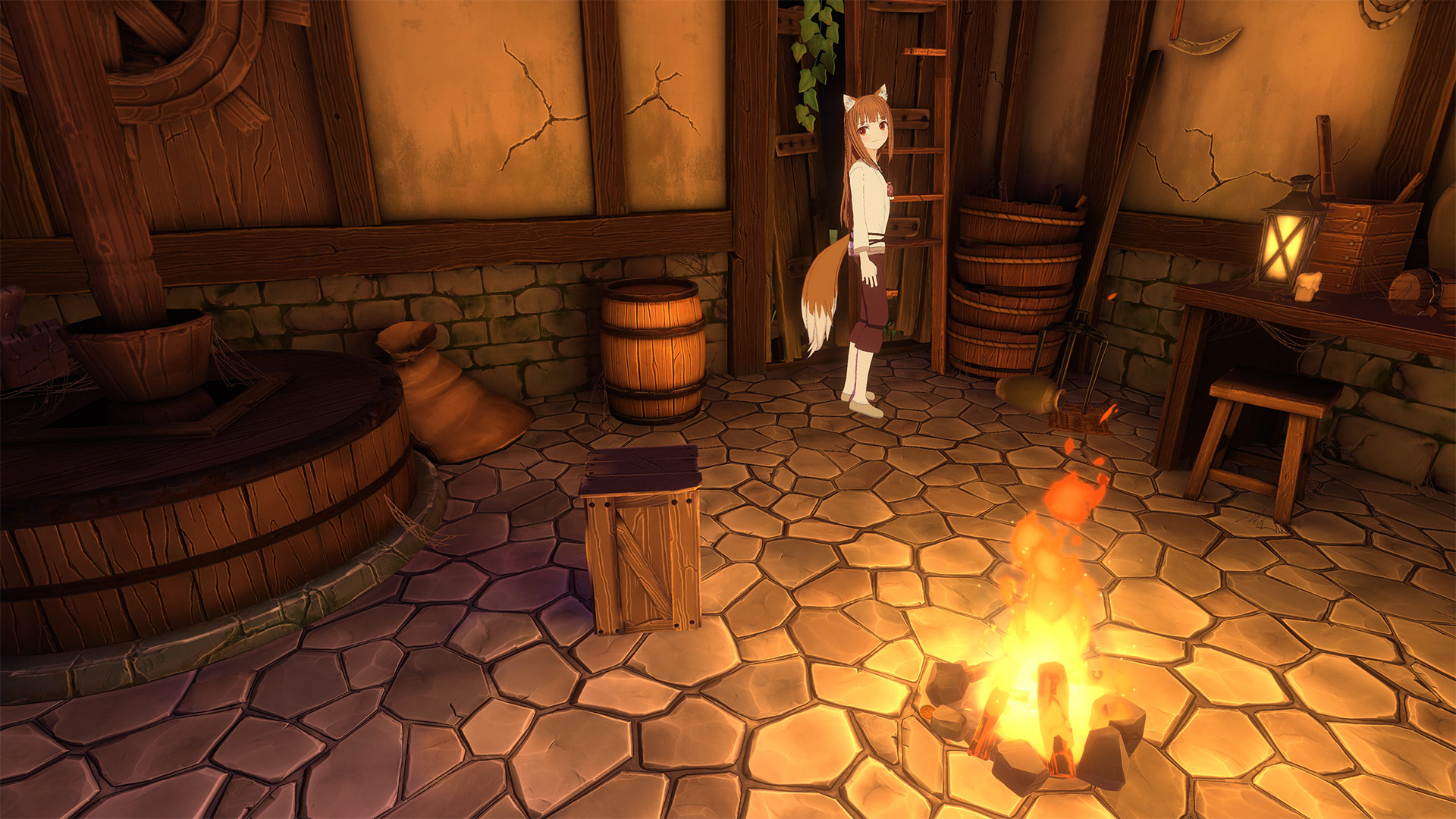 Spice and Wolf VR скриншот 3