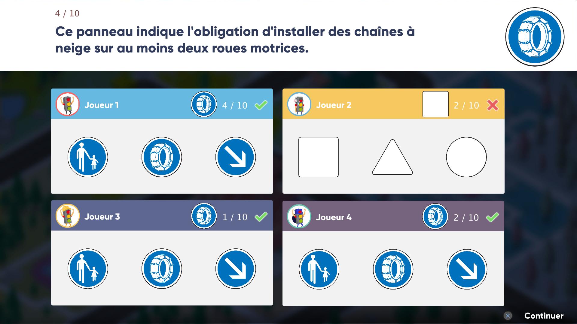Скриншот №6 к Réussir  Code de la Route - Nouvelle Édition Французские правила дорожного движения