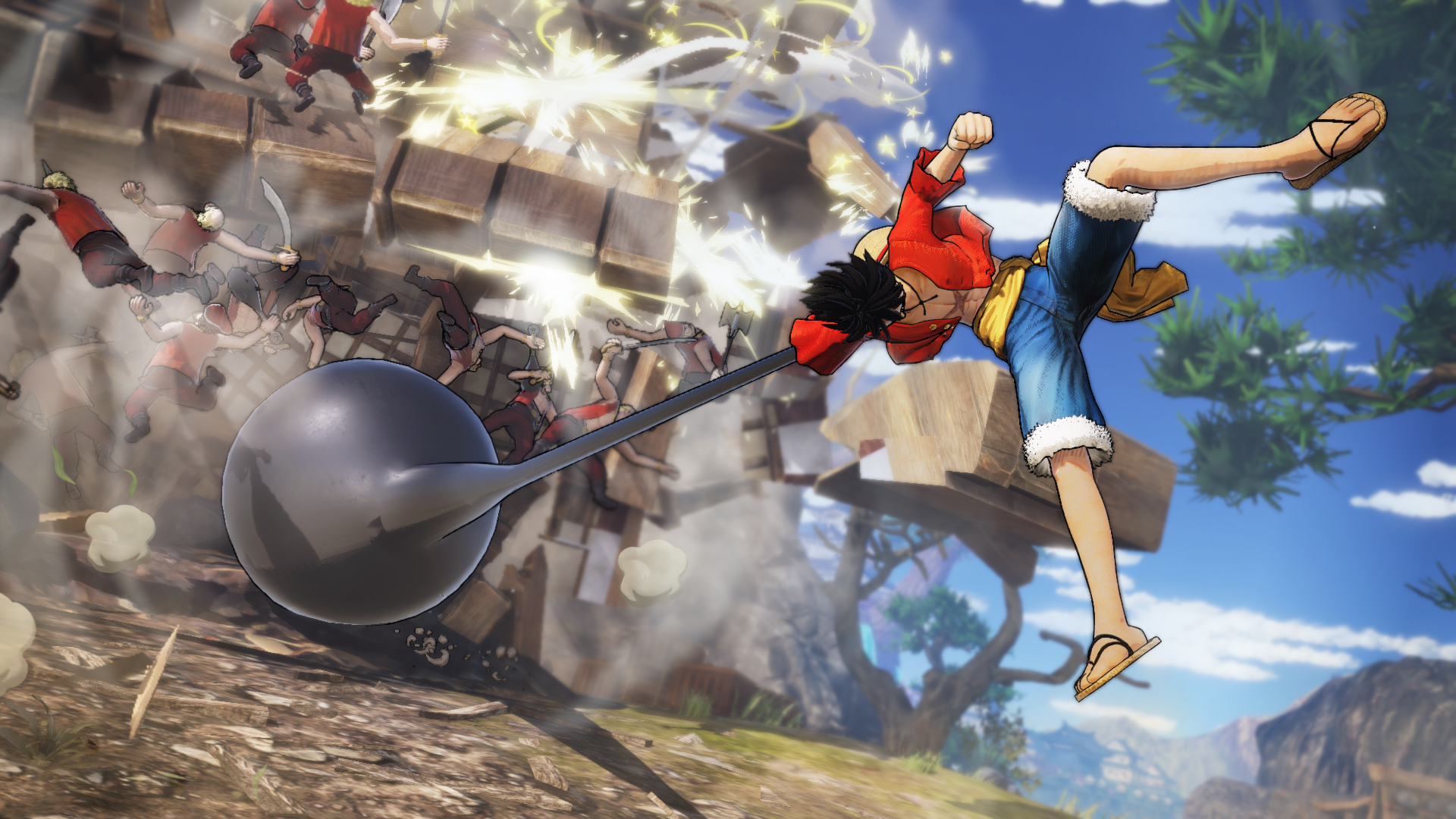 ONE PIECE: PIRATE WARRIORS 4 Deluxe Edition on PS4 ...