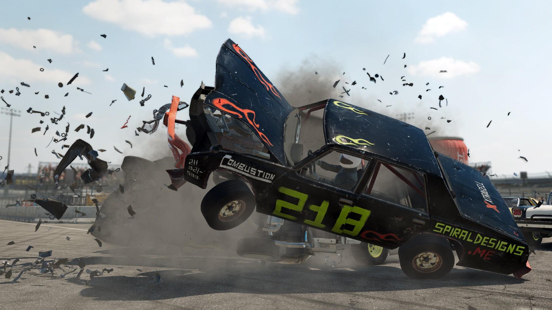 Wreckfest: Drive Hard. Die Last.