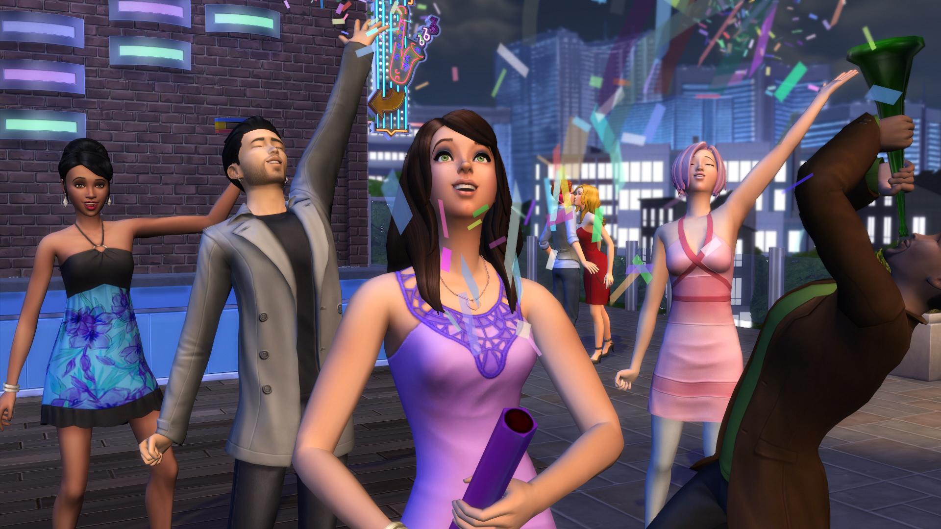 The Sims 4 скриншот 4