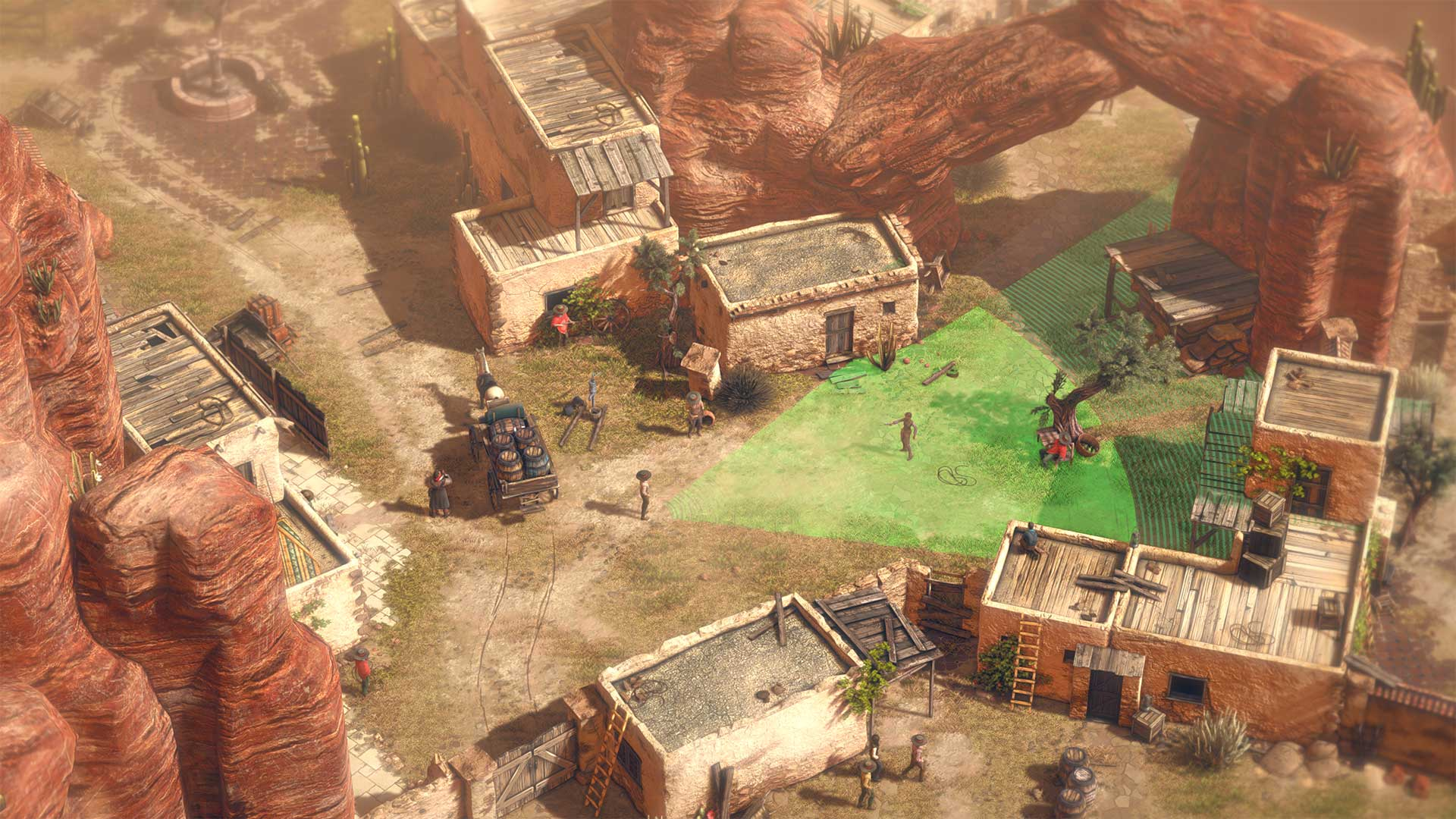 Скриншот №10 к Desperados III - Digital Deluxe