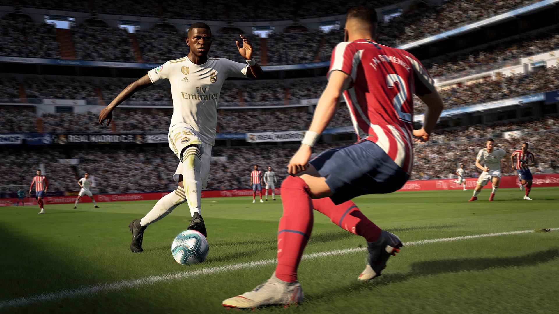 Скриншот №3 к EA SPORTS FIFA 20