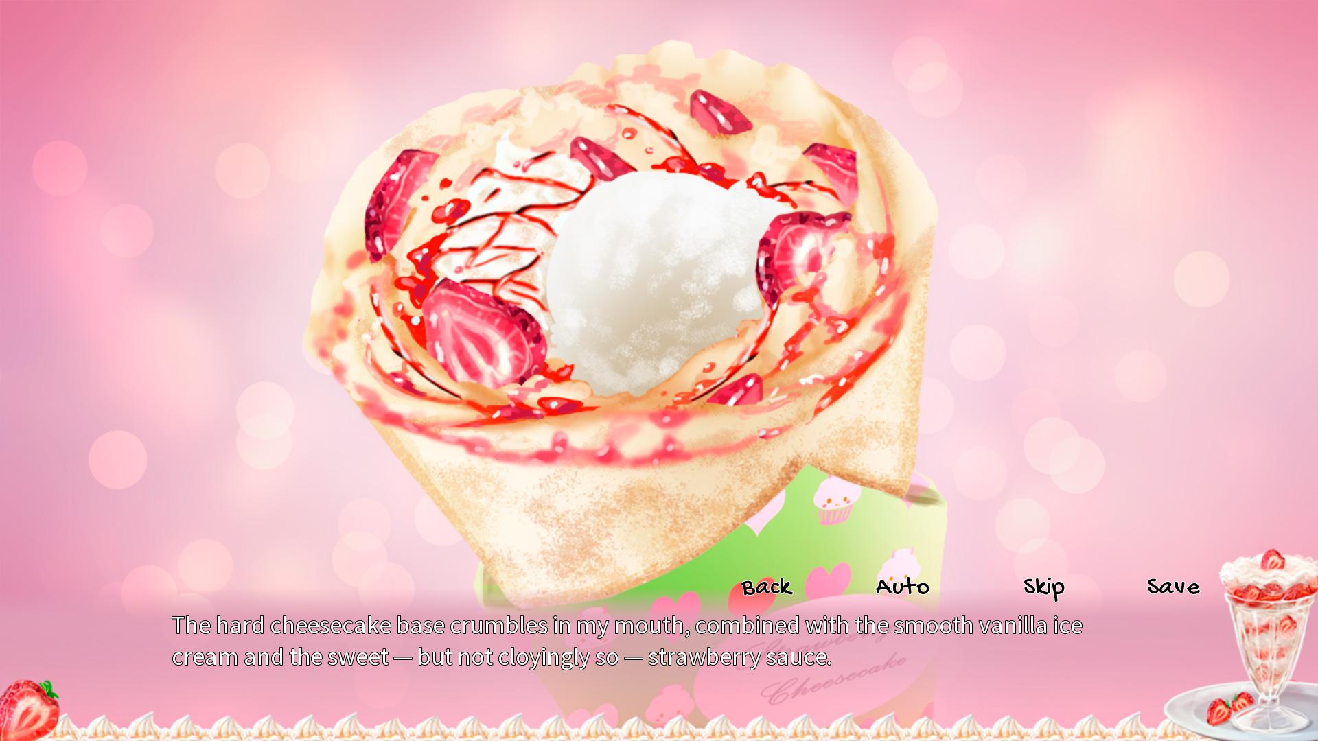 Скриншот №2 к Strawberry Vinegar