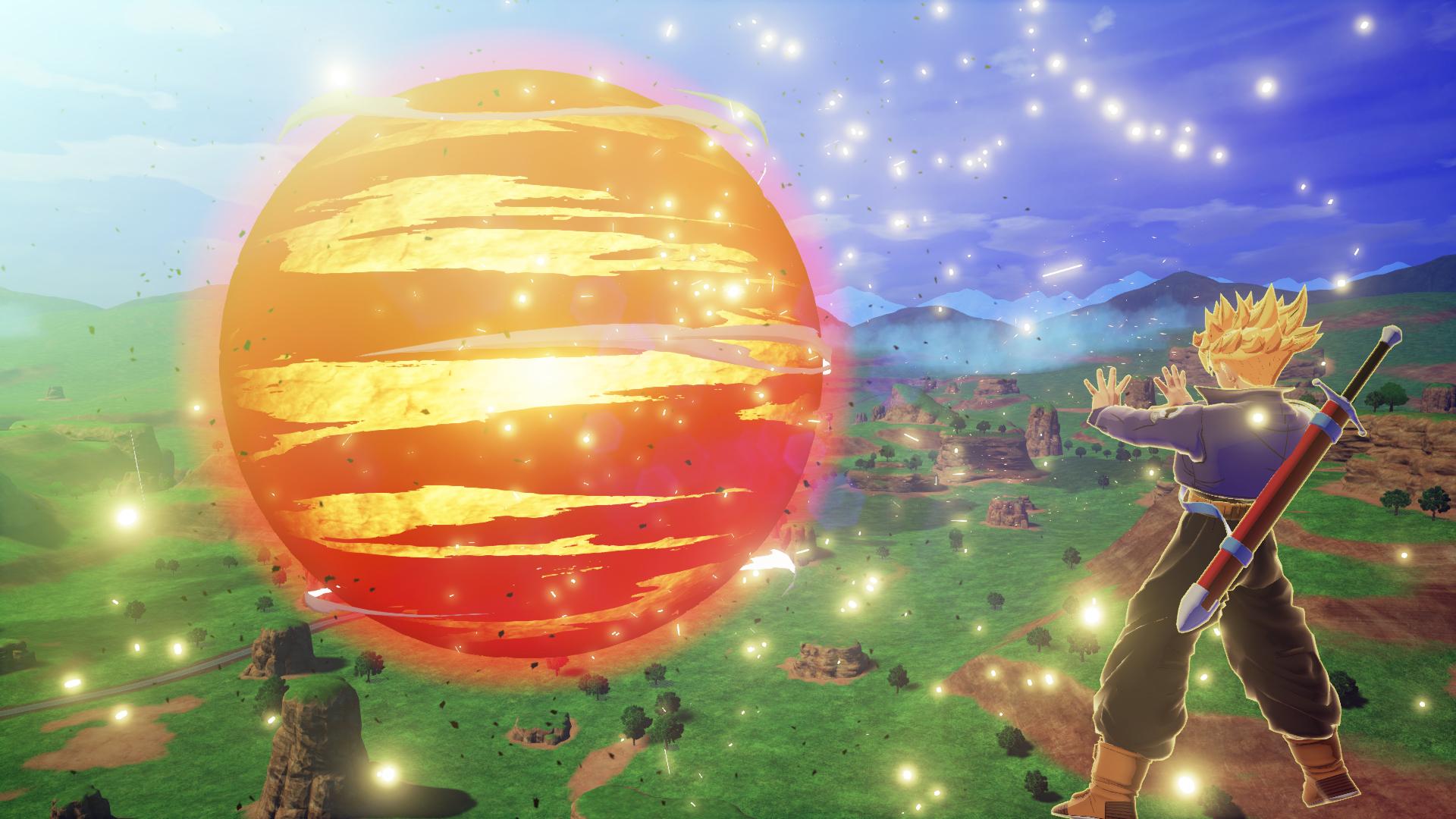 Banner do game DRAGON BALL Z: KAKAROT para PS4