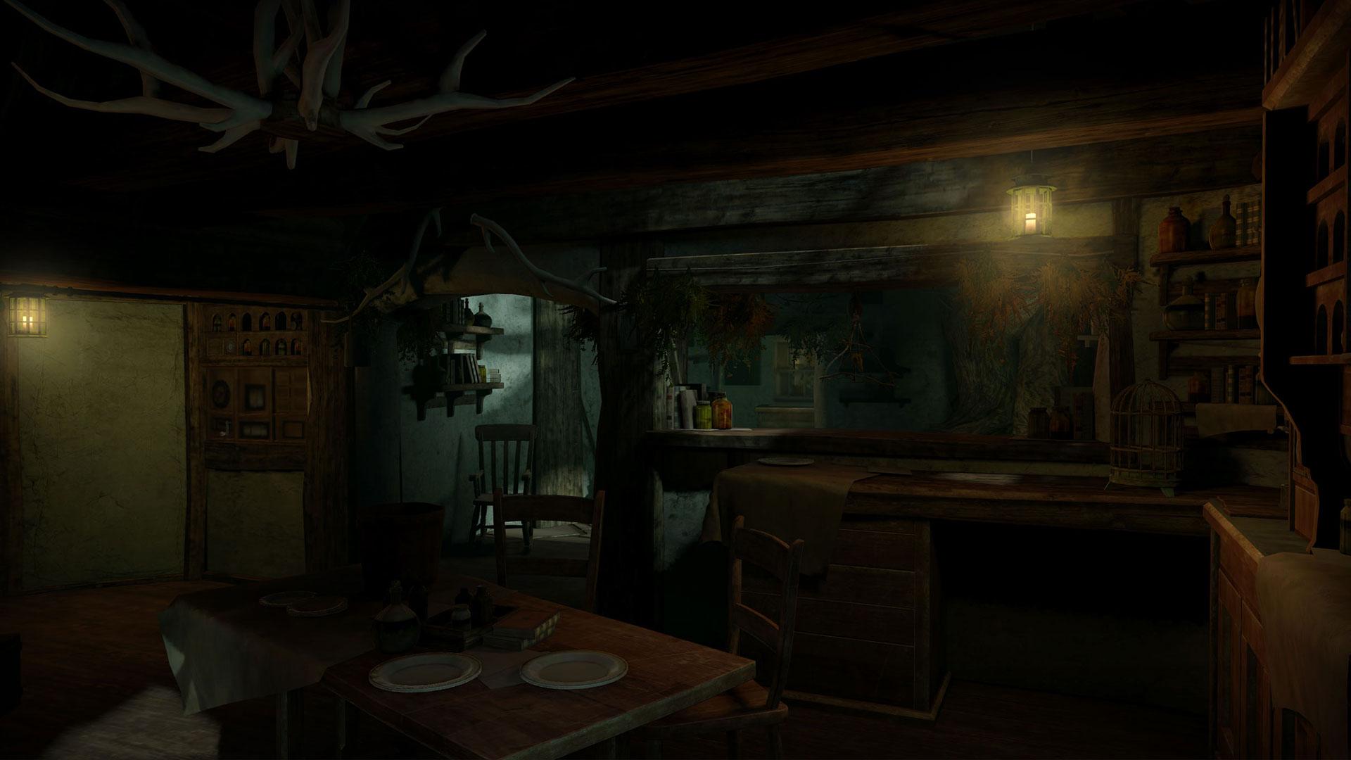 Скриншот №10 к The Room VR A Dark Matter