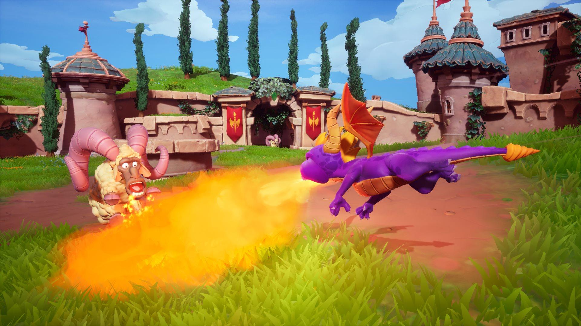 Скриншот №9 к Тройной набор Crash™ + Spyro™