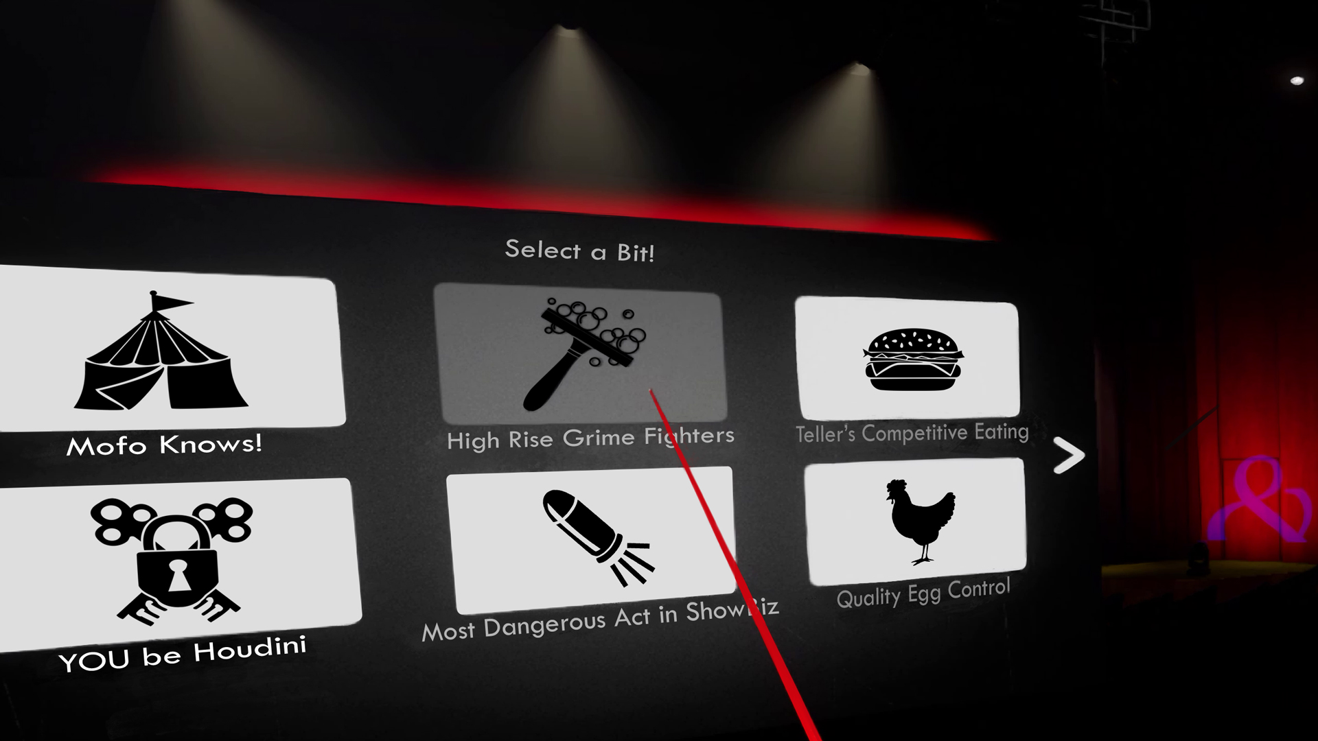 Penn & Teller VR: F U, U, U, & U скриншот 2