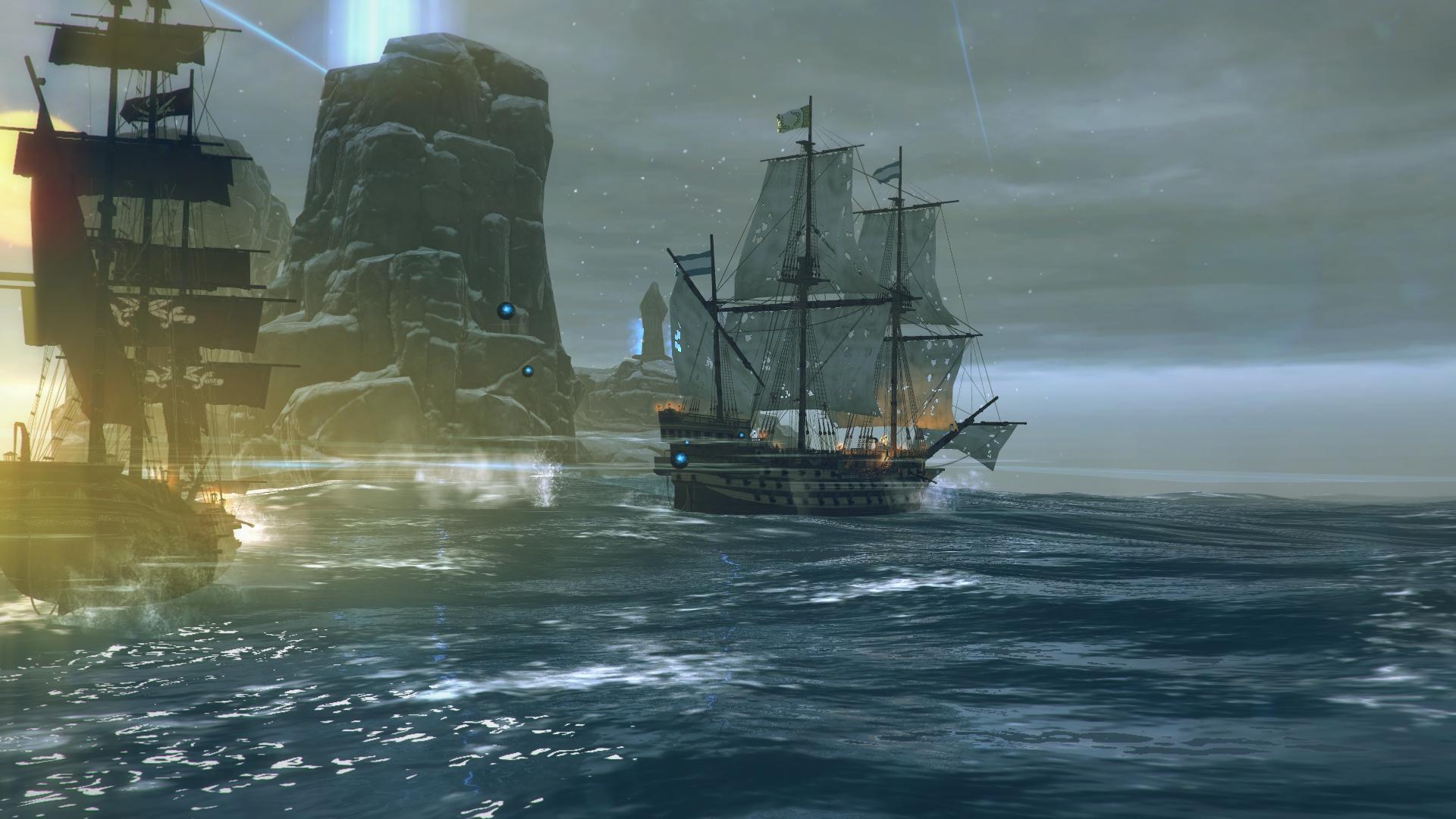 Скриншот №7 к Under The Jolly Roger
