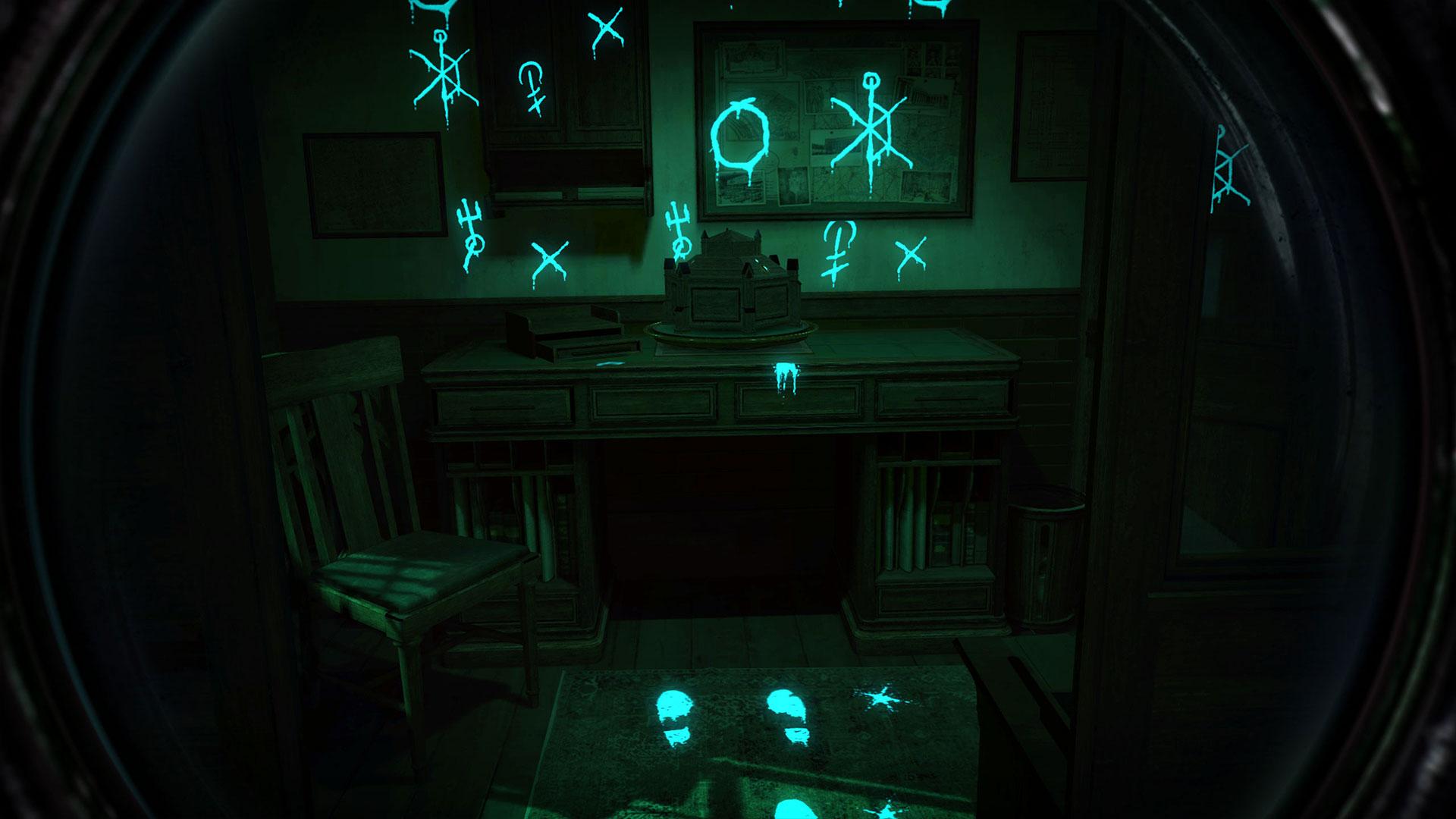 Скриншот №4 к The Room VR A Dark Matter