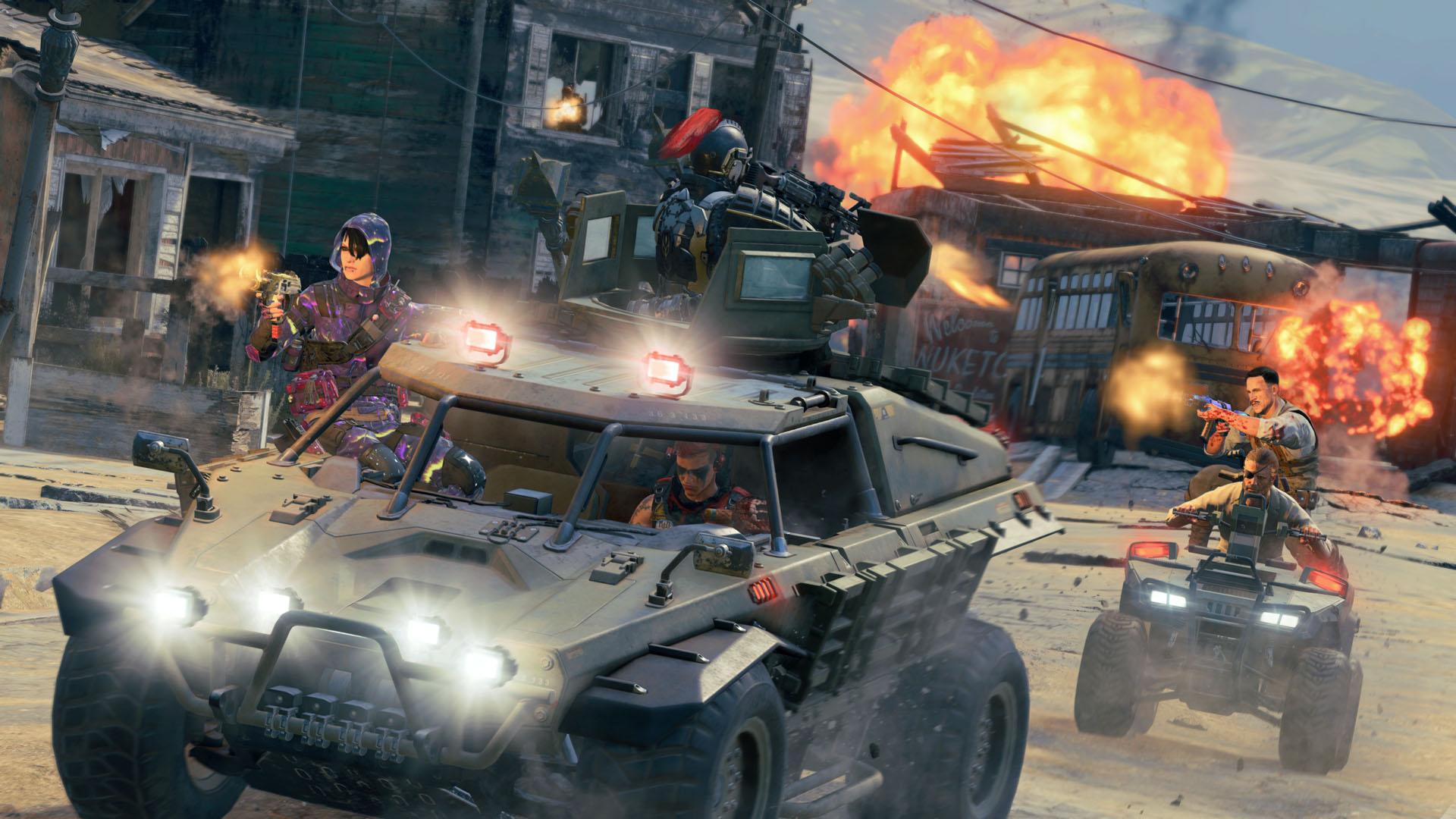 Скриншот №6 к Call of Duty Black Ops 4