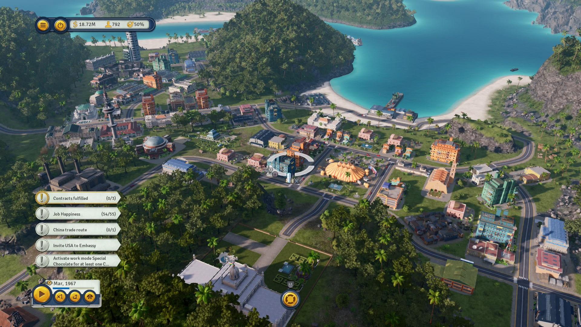 Скриншот №8 к Tropico 6 El Prez Edition