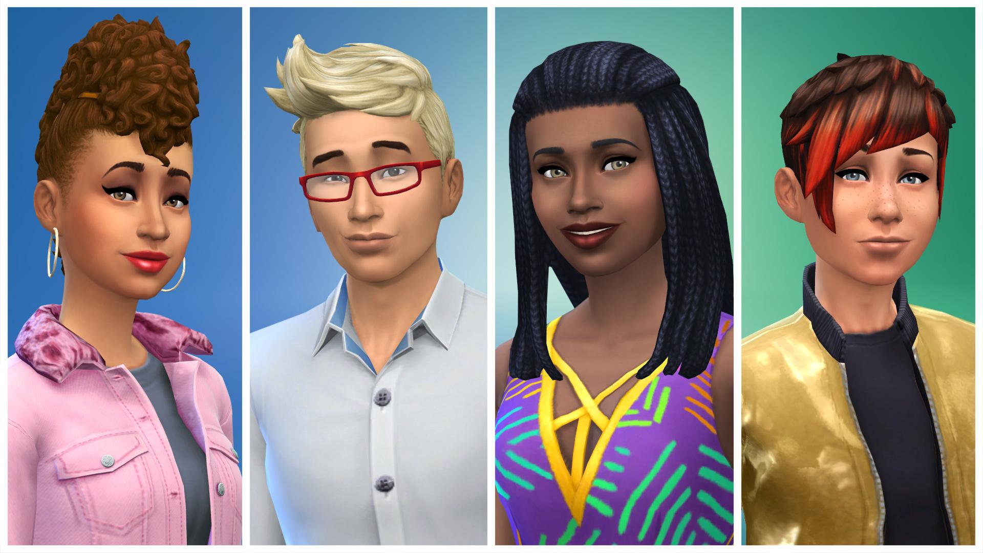 The Sims 4 скриншот 3