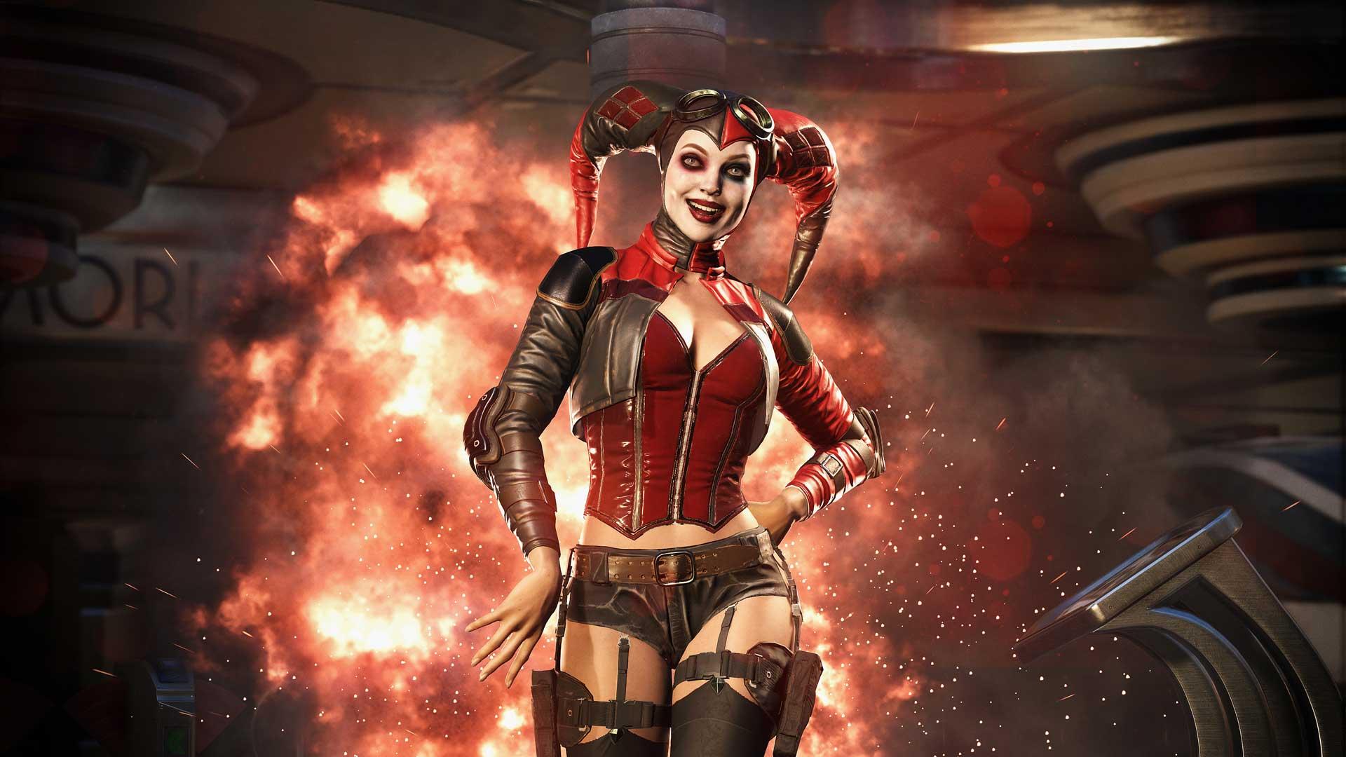 Скриншот №4 к Комплект Ultimate-издание MK11 + Injustice 2 - лег. издание