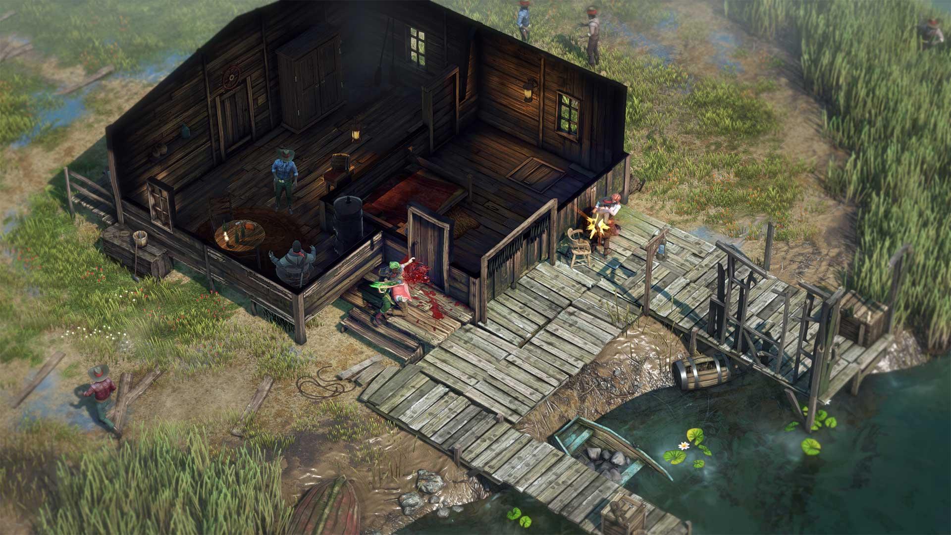 Скриншот №6 к Desperados III - Digital Deluxe