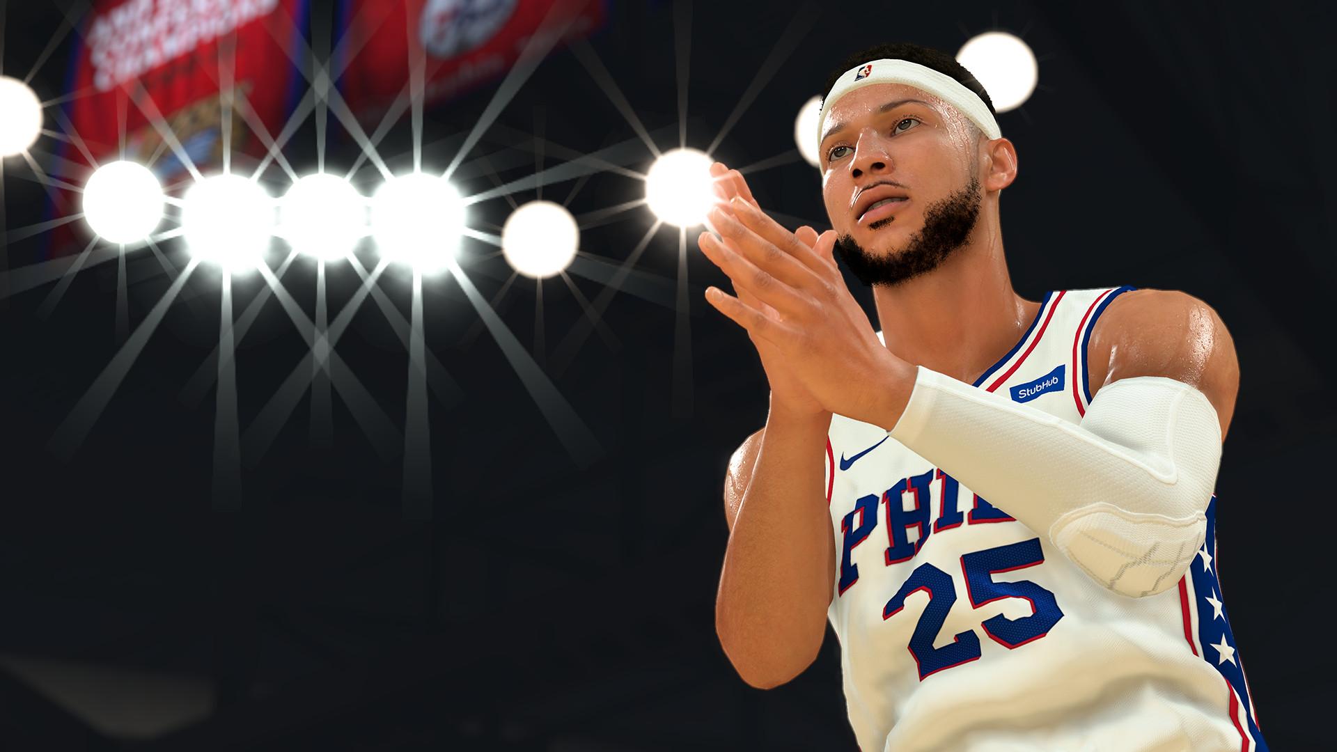 Скриншот №4 к NBA 2K20
