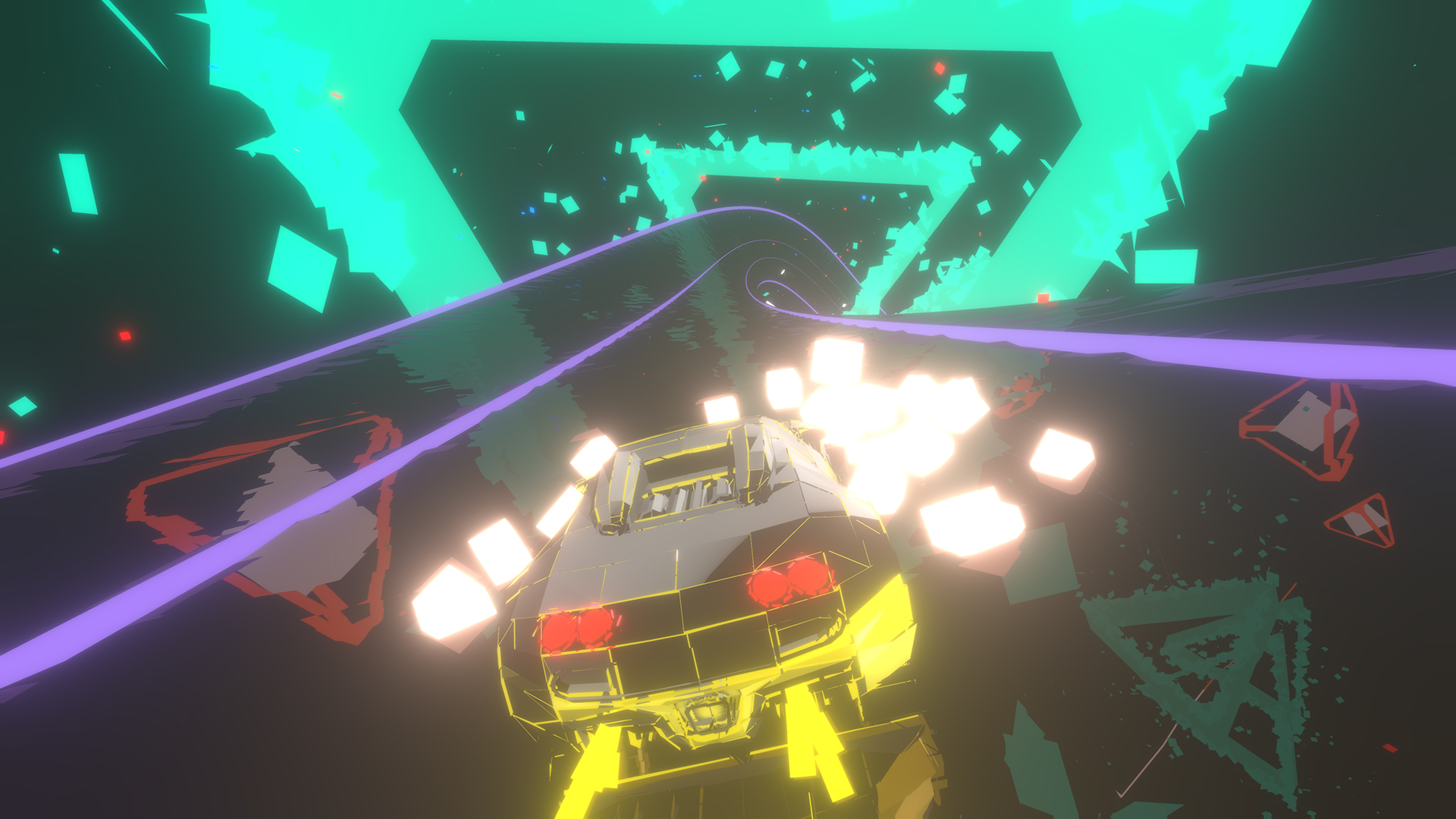 Скриншот №9 к Music Racer