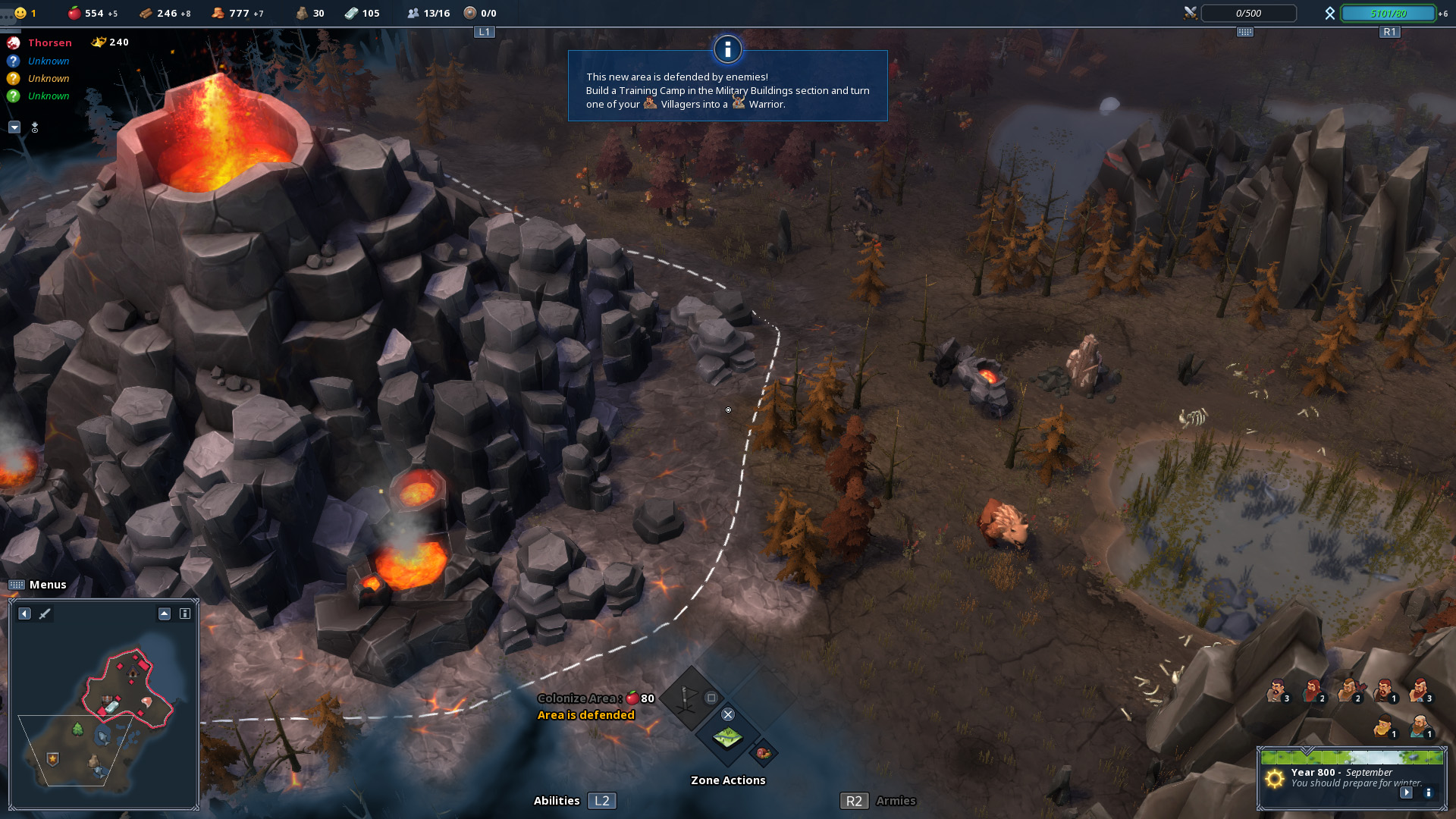 Скриншот №6 к Northgard