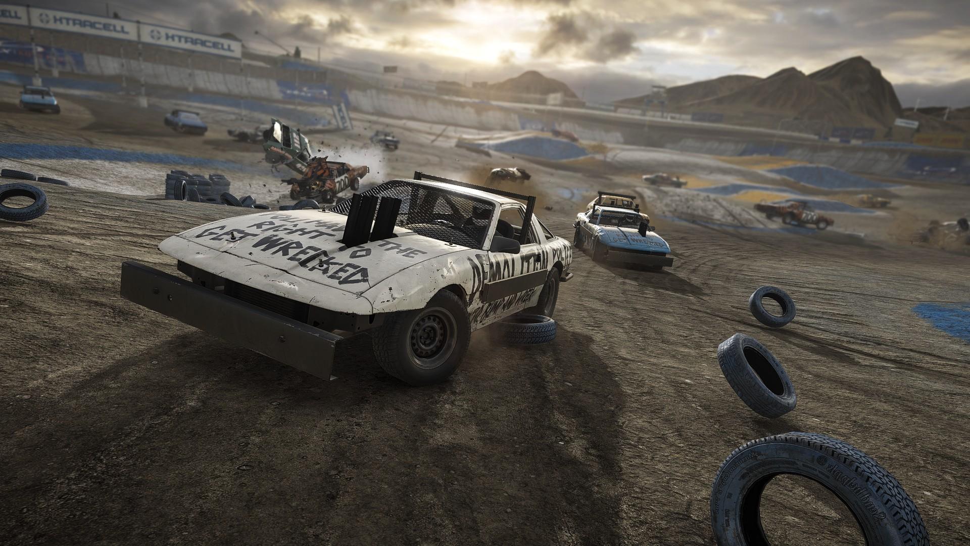 Скриншот №5 к Wreckfest Drive Hard. Die Last.