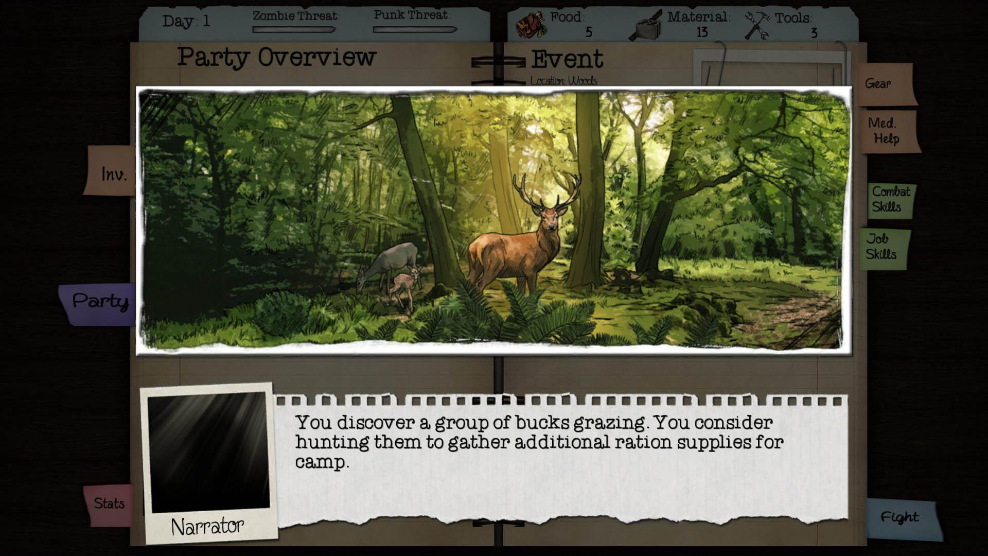 Скриншот №5 к Dead Age