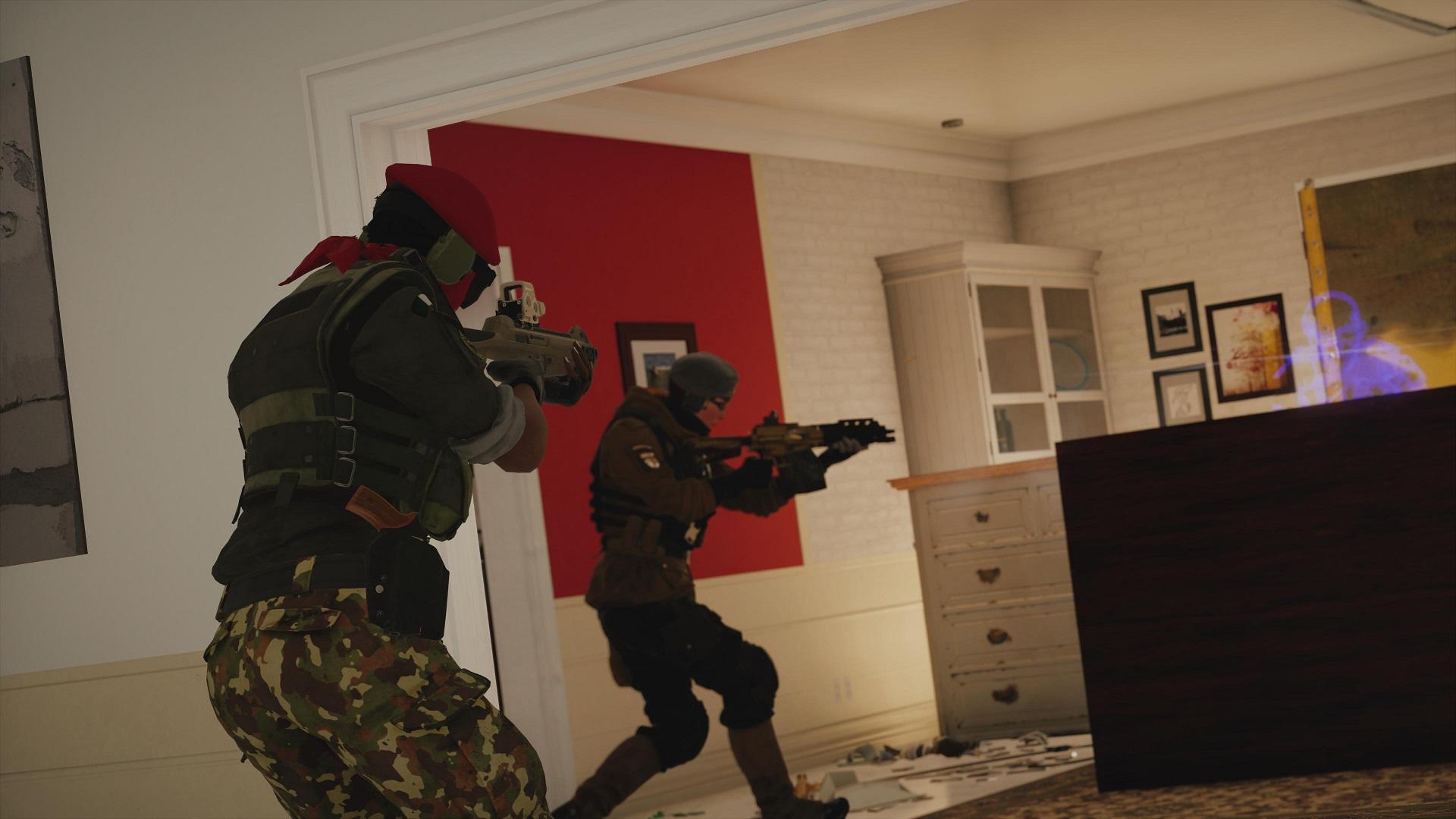 Скриншот №2 к Tom Clancys Rainbow Six® Siege Ultimate Edition