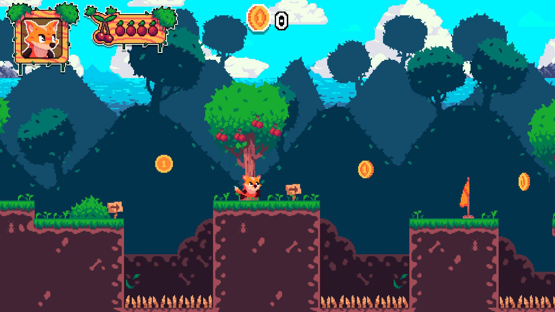 Скриншот №2 к FoxyLand 2