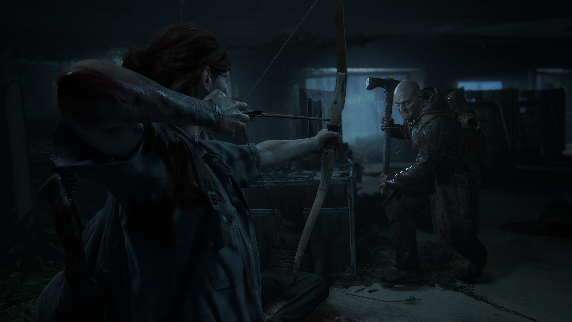 Прокат Одни из нас 2 на PS4