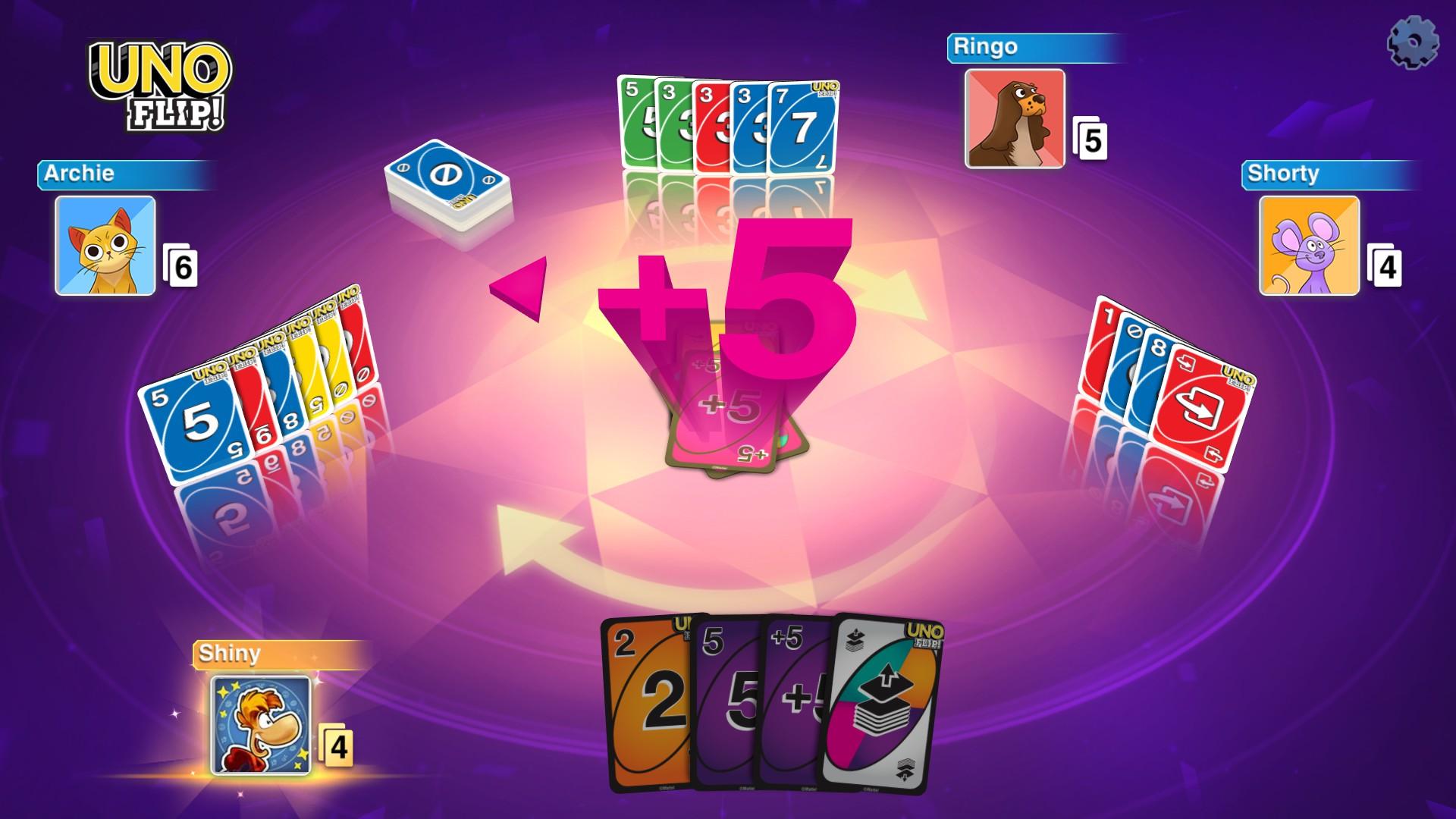 Скриншот №2 к UNO Ultimate Edition