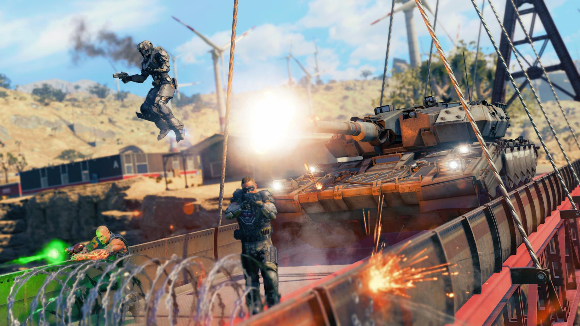 Скриншот №3 к Call of Duty Black Ops 4