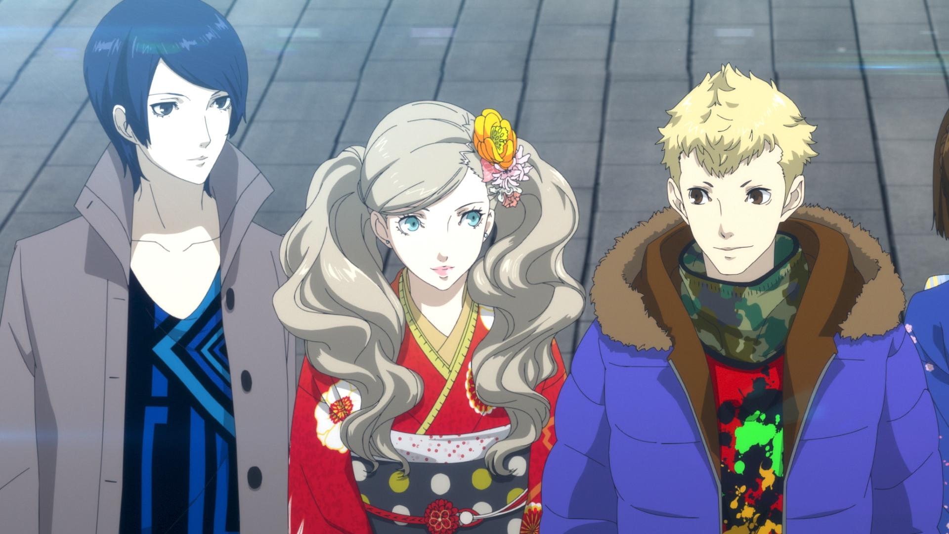 Скриншот №8 к Persona 5 Royal Deluxe Edition
