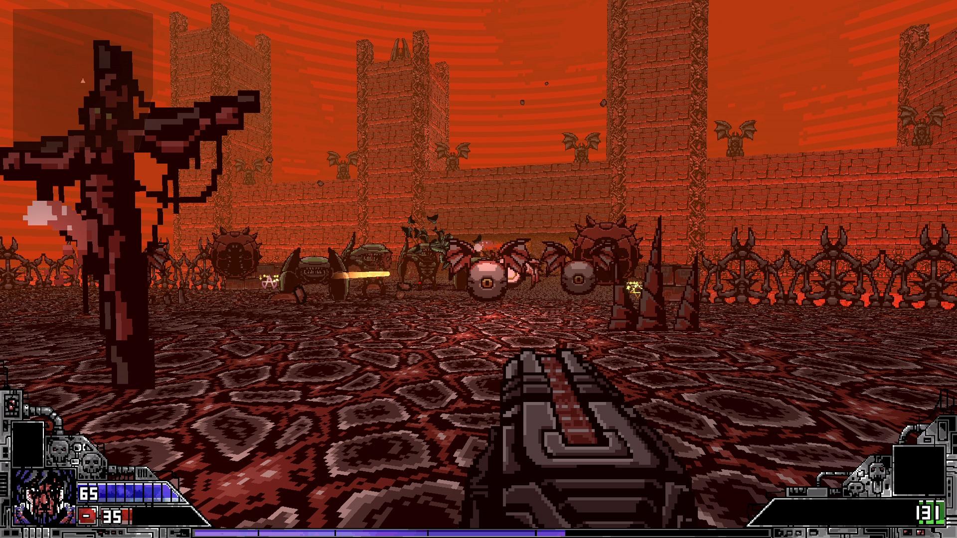 Скриншот №3 к Project Warlock