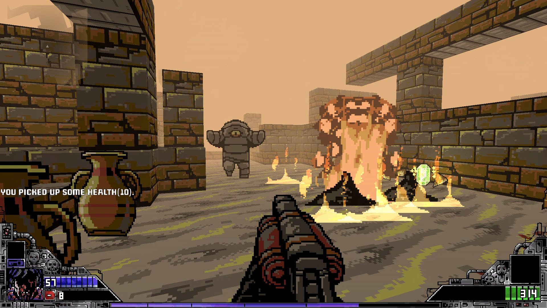 Скриншот №2 к Project Warlock